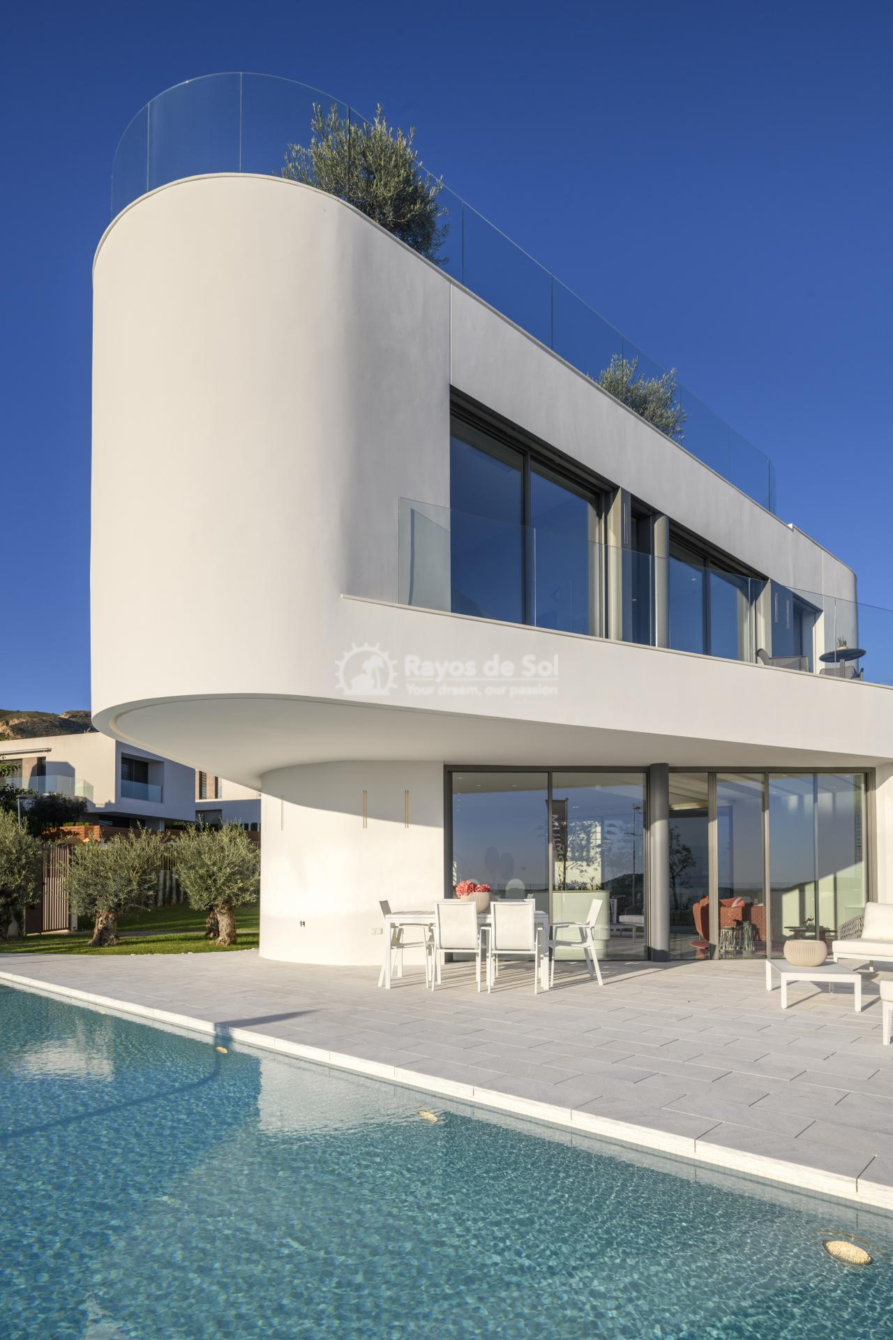 Stunning modern design villa  in Sierra Cortina, Finestrat, Costa Blanca (Praga 19) - 74