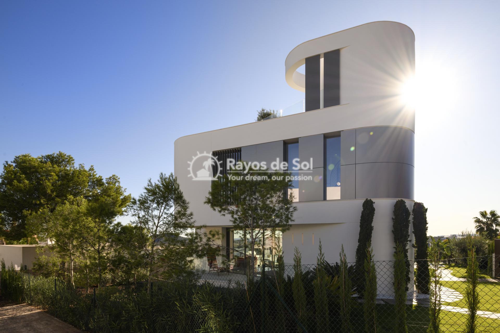 Stunning modern design villa  in Sierra Cortina, Finestrat, Costa Blanca (Praga 19) - 75