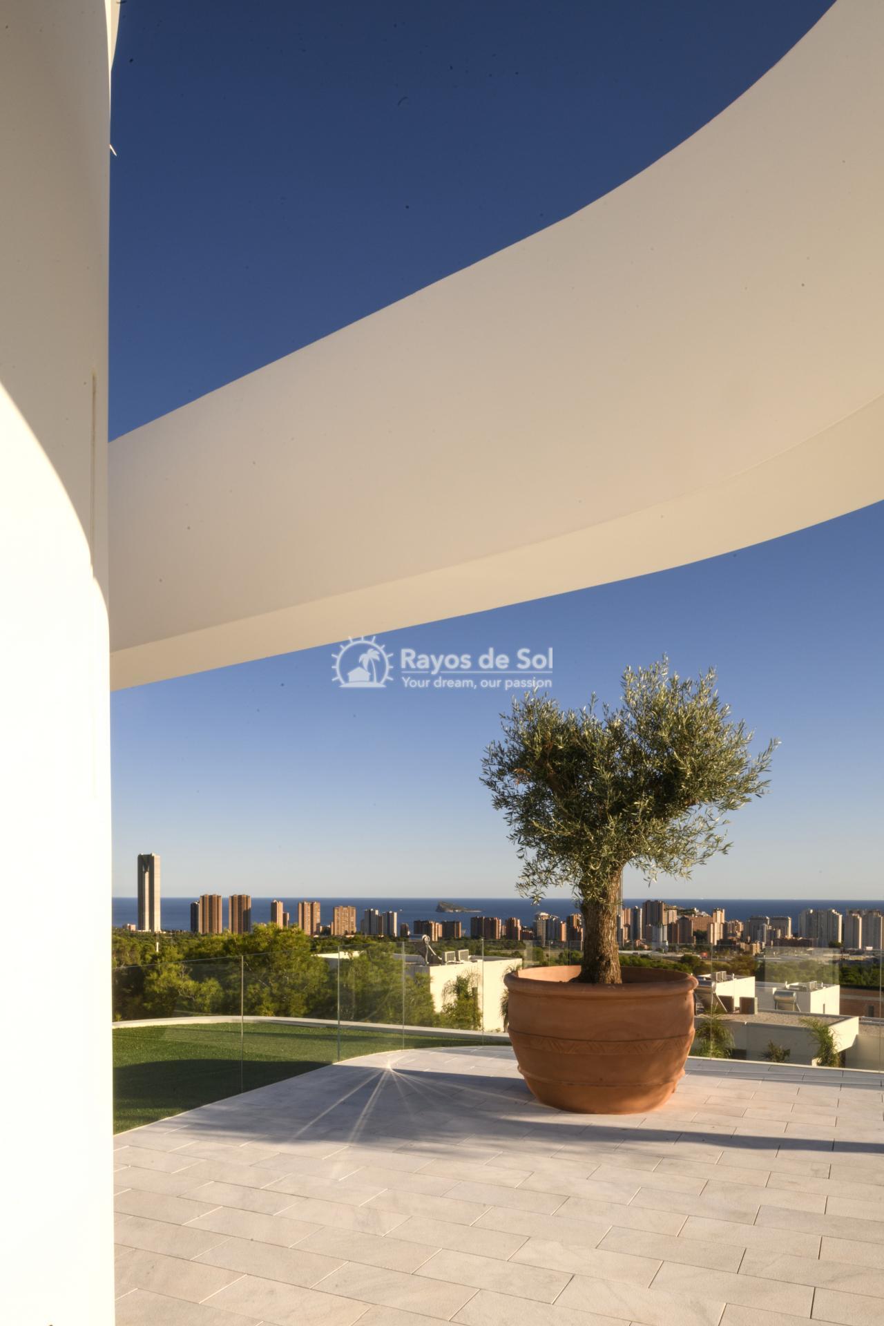 Stunning modern design villa  in Sierra Cortina, Finestrat, Costa Blanca (Praga 19) - 78
