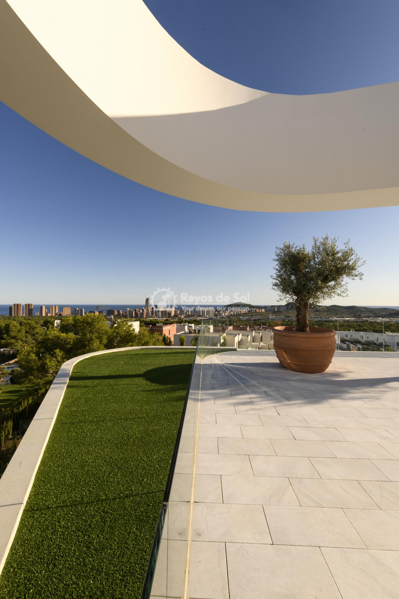 Stunning modern design villa  in Sierra Cortina, Finestrat, Costa Blanca (Praga 19) - 79