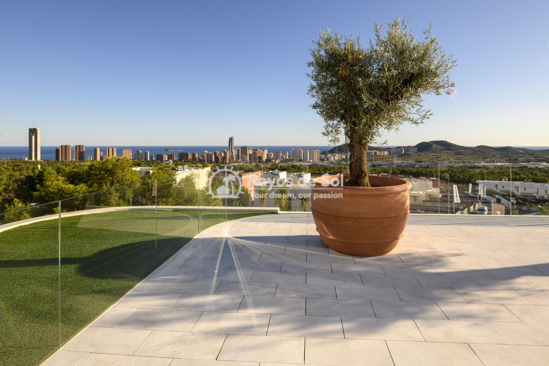 Stunning modern design villa  in Sierra Cortina, Finestrat, Costa Blanca (Praga 19) - 81