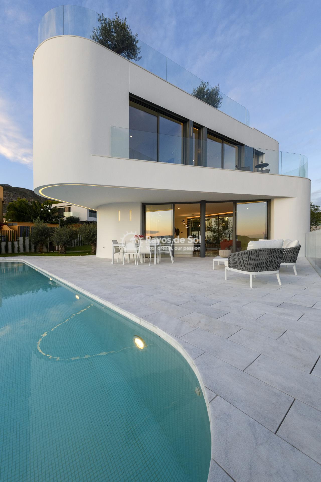 Stunning modern design villa  in Sierra Cortina, Finestrat, Costa Blanca (Praga 19) - 84