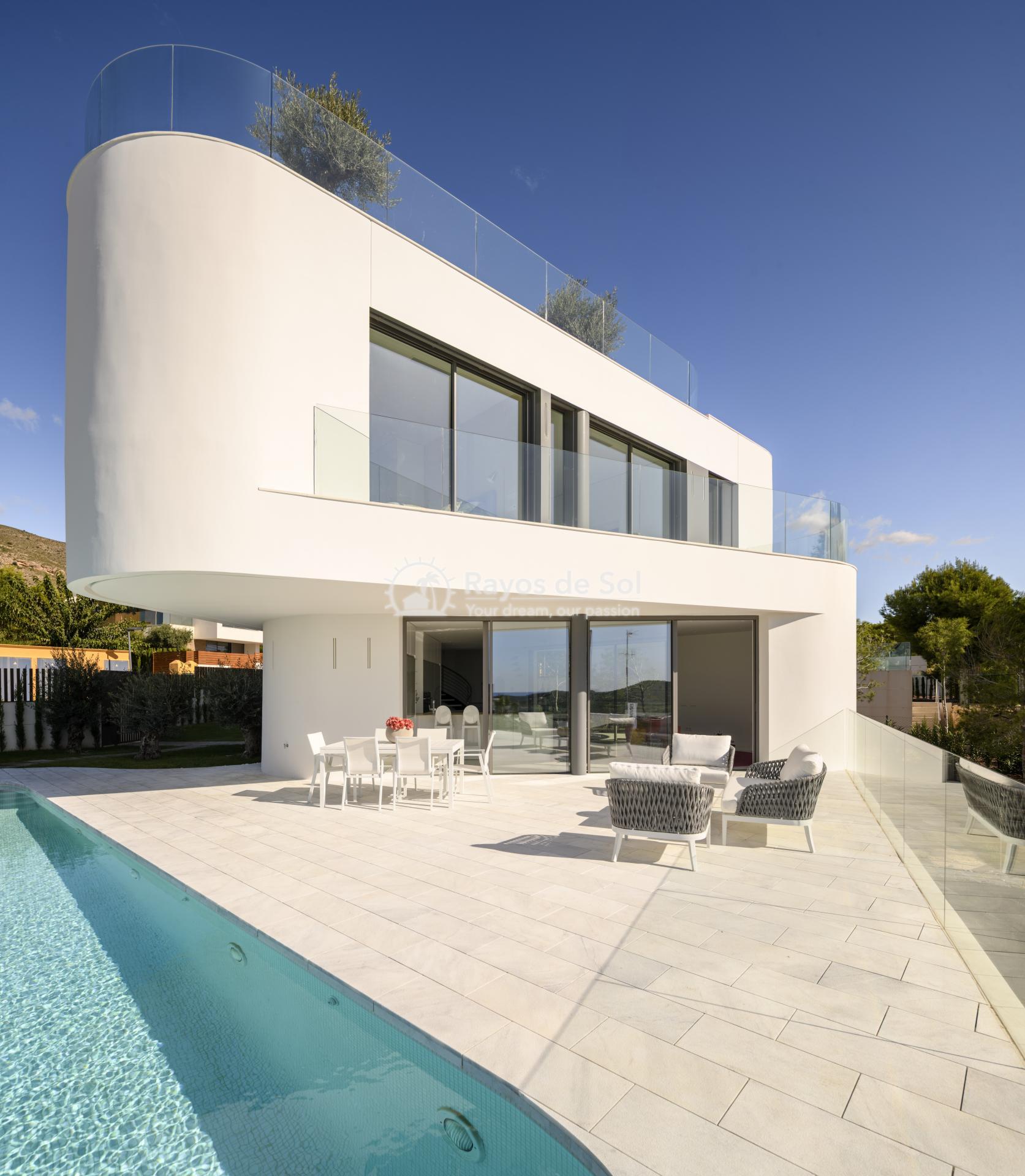 Stunning modern design villa  in Sierra Cortina, Finestrat, Costa Blanca (Praga 19) - 86