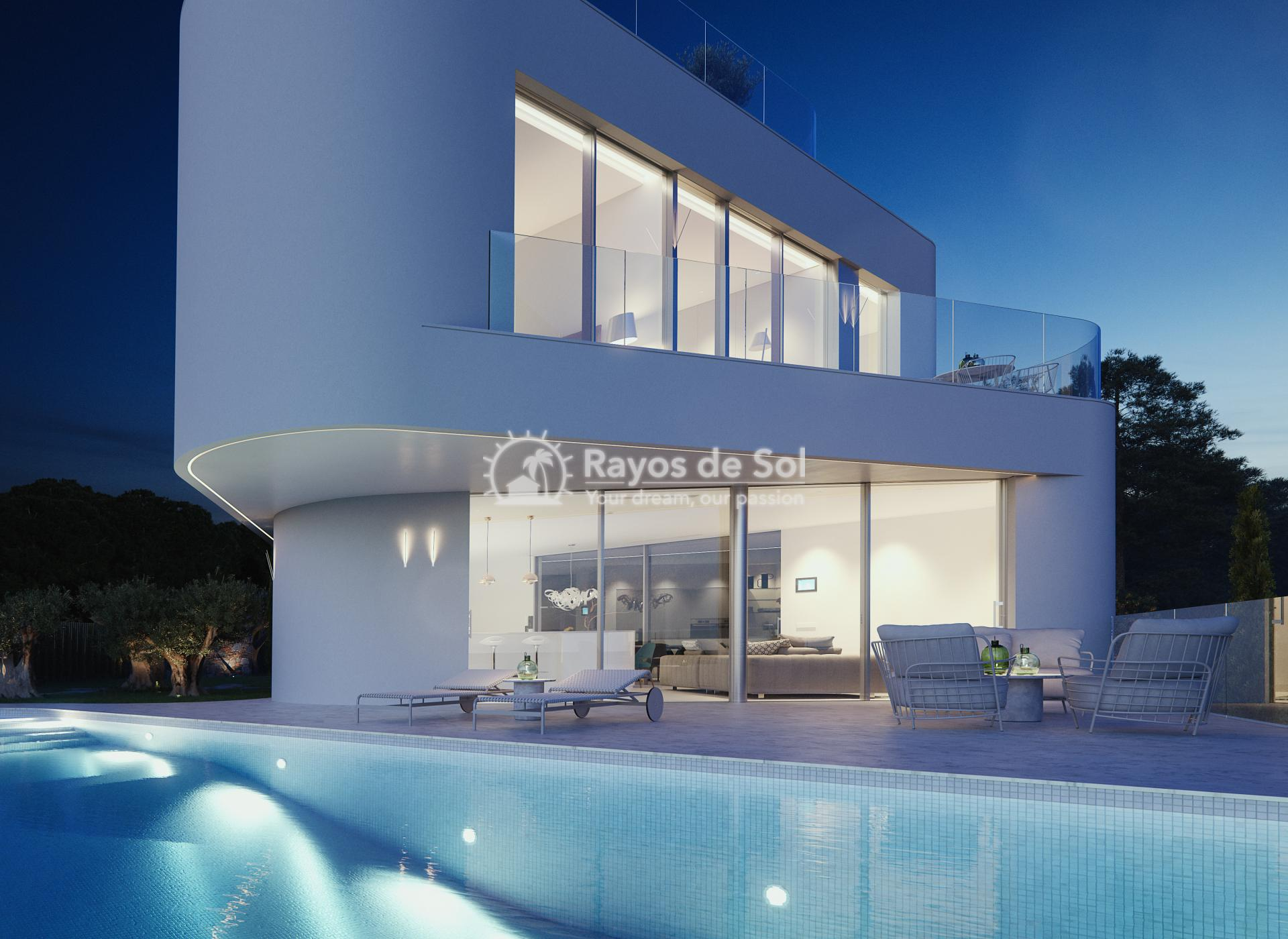 Stunning modern design villa  in Sierra Cortina, Finestrat, Costa Blanca (Praga 19) - 90