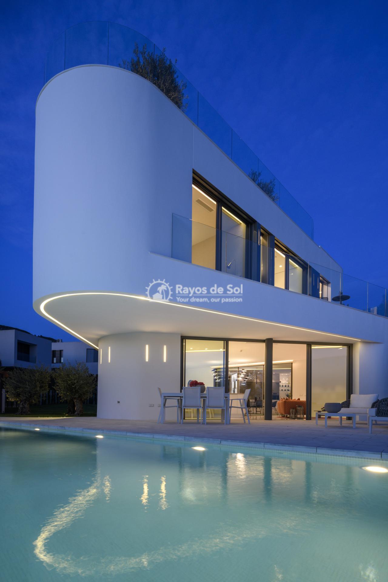 Stunning modern design villa  in Sierra Cortina, Finestrat, Costa Blanca (Praga 19) - 92