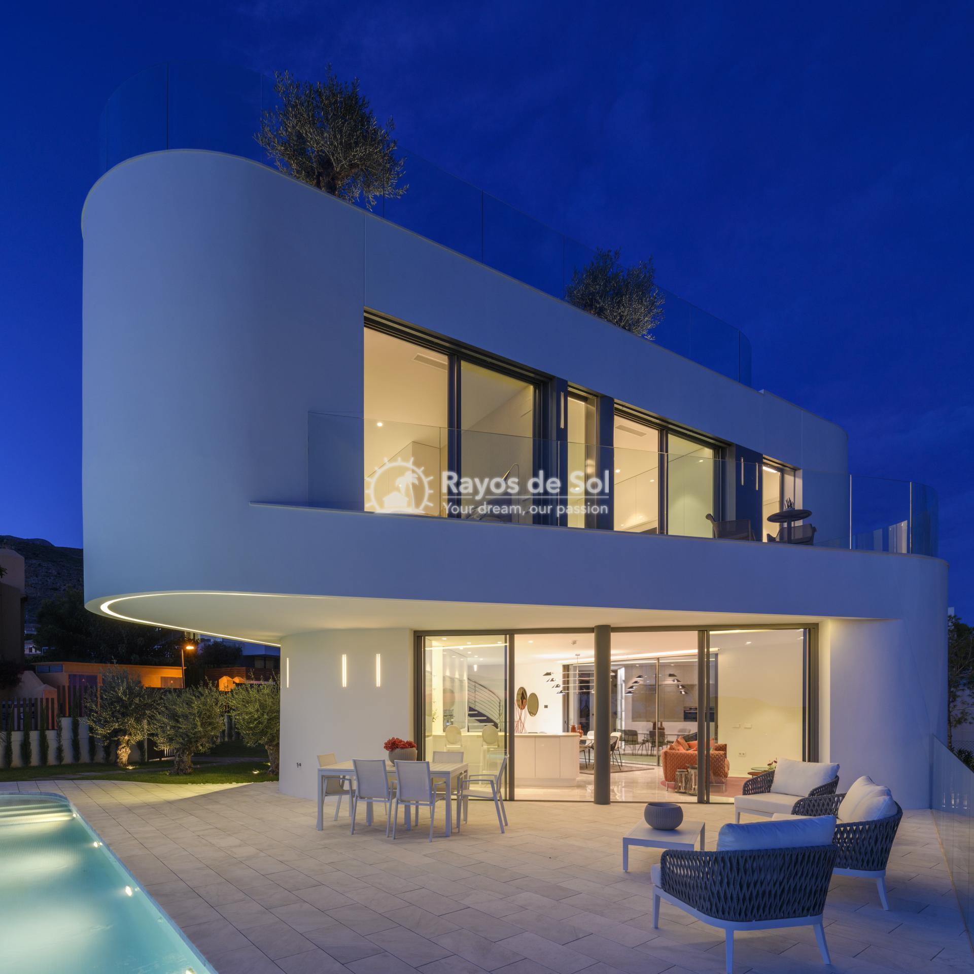 Stunning modern design villa  in Sierra Cortina, Finestrat, Costa Blanca (Praga 19) - 1