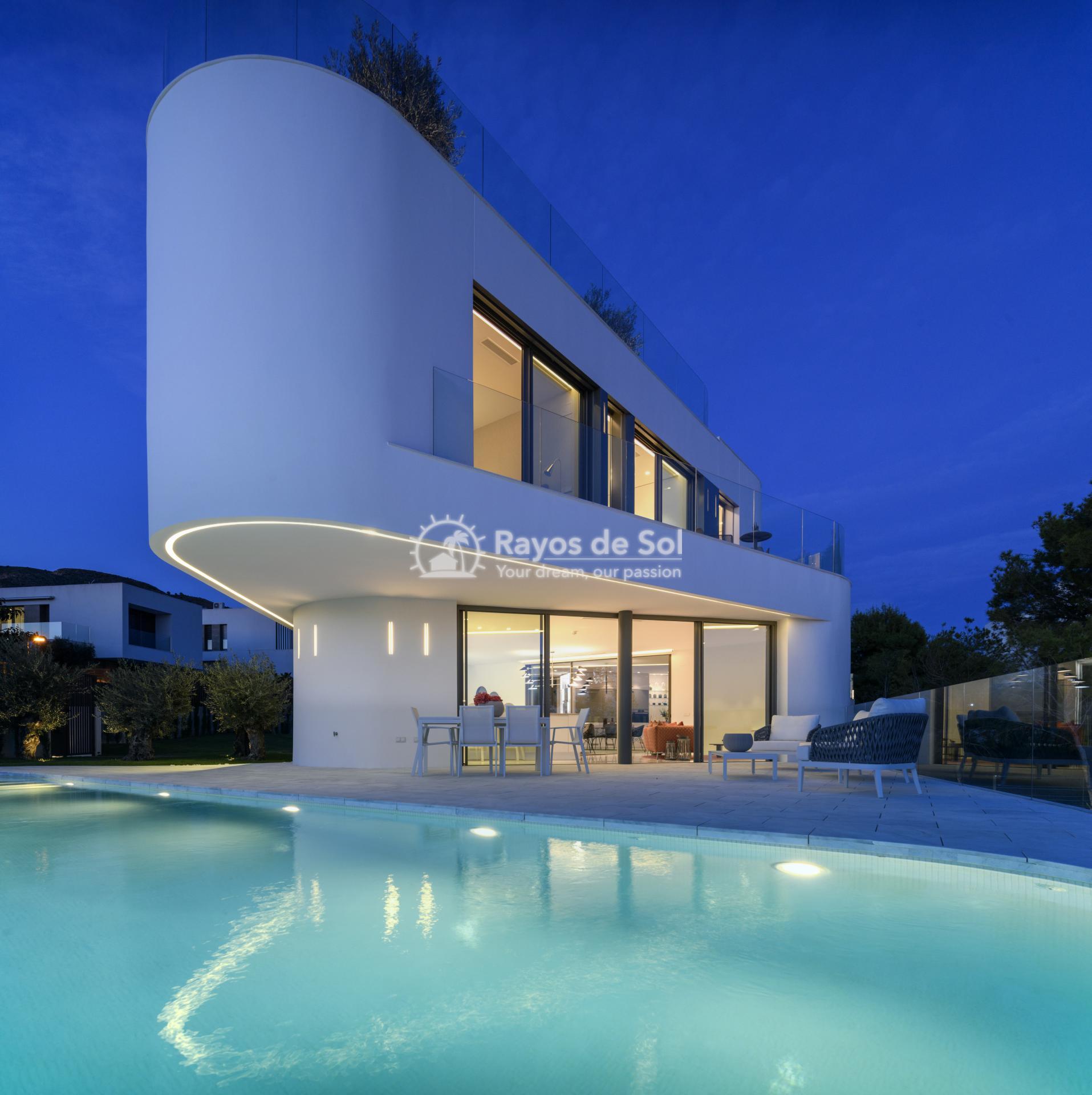 Stunning modern design villa  in Sierra Cortina, Finestrat, Costa Blanca (Praga 19) - 88