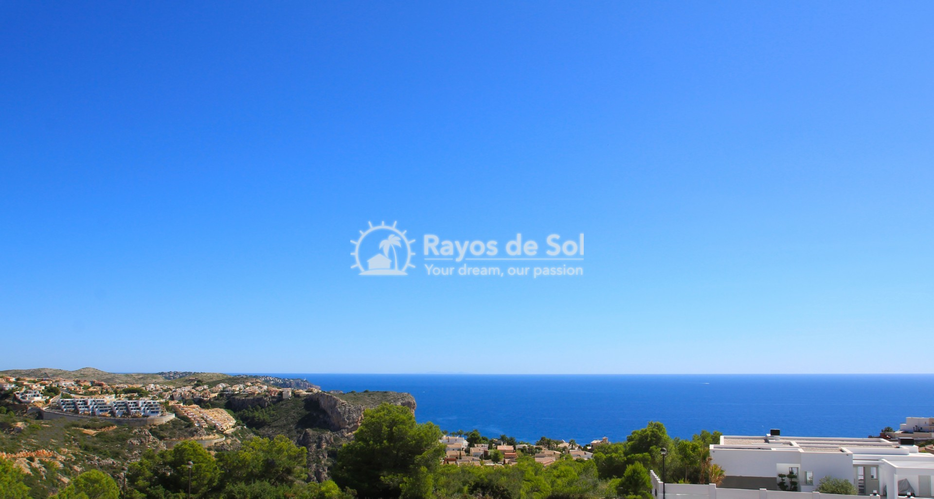 Single storey villa in Cumbre del Sol, Benitachell, Costa Blanca (BEVALIDCR) - 6