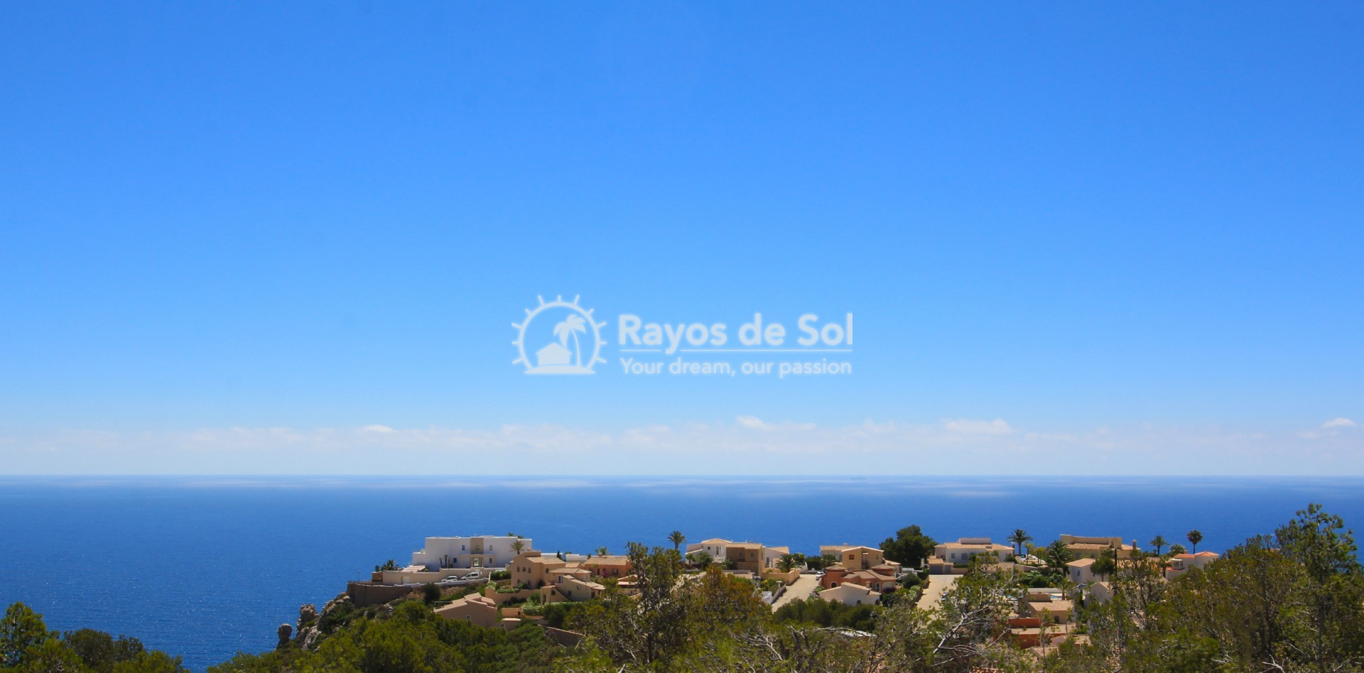 Single storey villa in Cumbre del Sol, Benitachell, Costa Blanca (BEVALIDCR) - 7