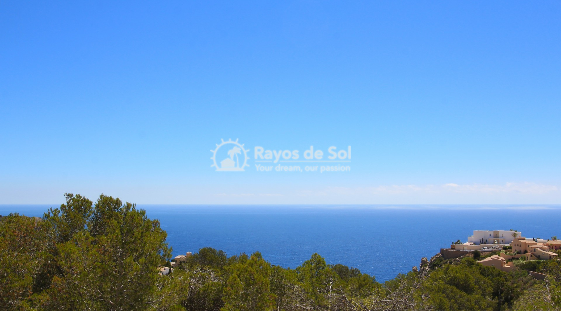 Single storey villa in Cumbre del Sol, Benitachell, Costa Blanca (BEVALIDCR) - 8