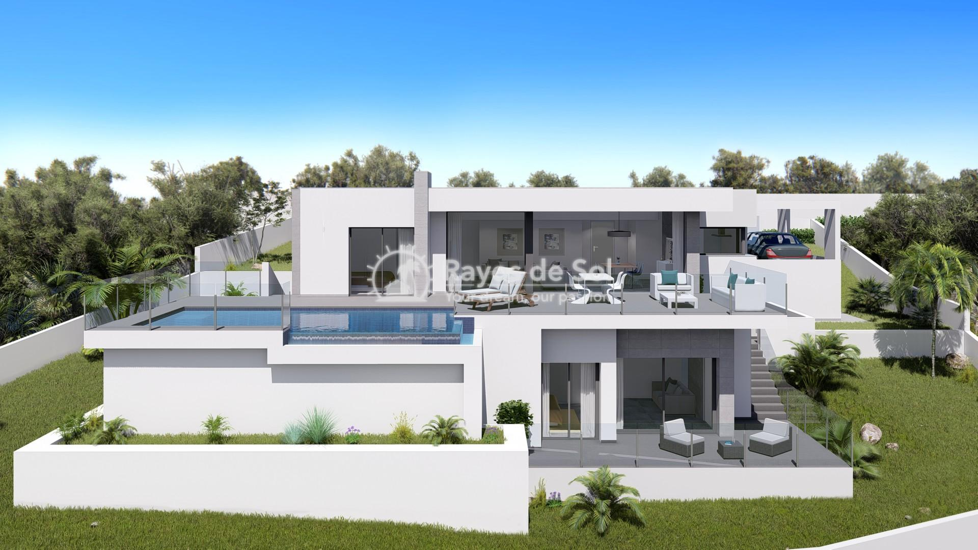 Single storey villa in Cumbre del Sol, Benitachell, Costa Blanca (BEVALIDCR) - 4