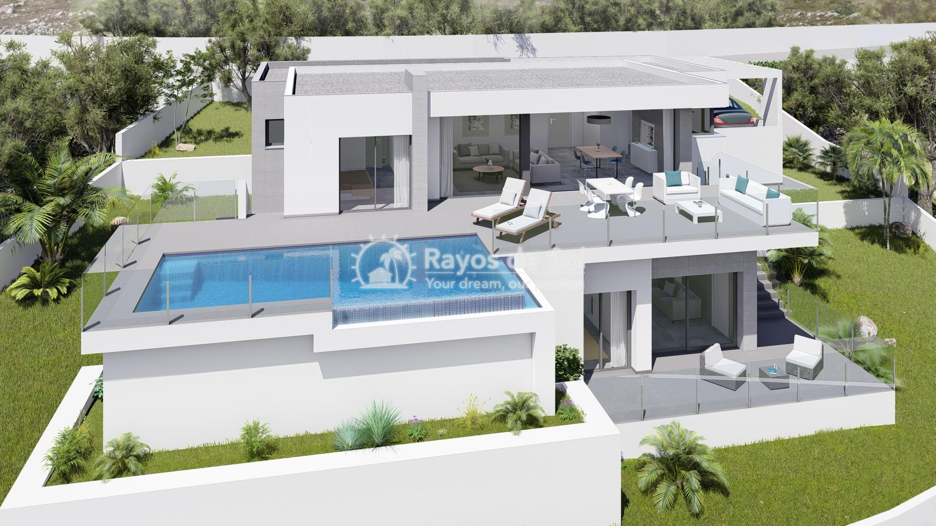 Single storey villa in Cumbre del Sol, Benitachell, Costa Blanca (BEVALIDCR) - 3