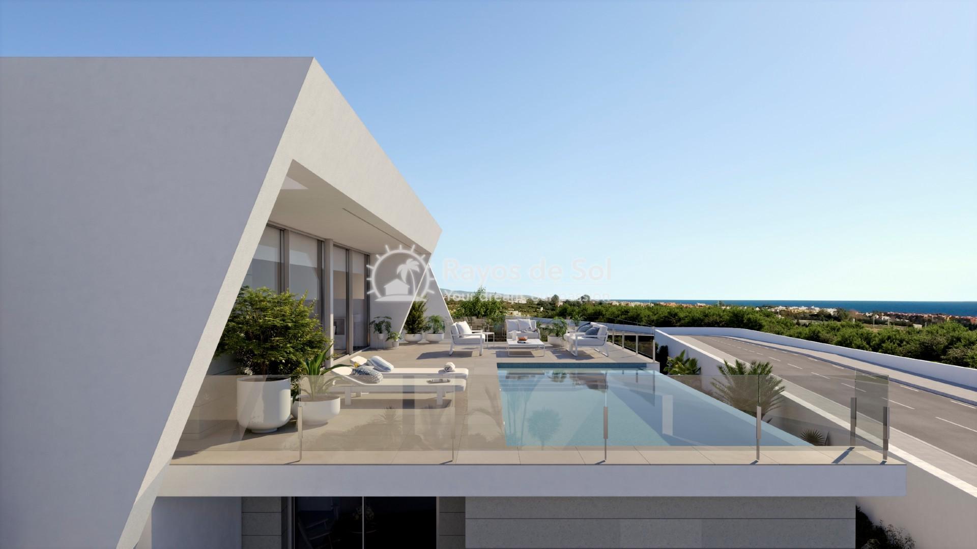 Villa with stunning views in Cumbre del Sol, Benitachell, Costa Blanca (BEVALIDIT) - 3