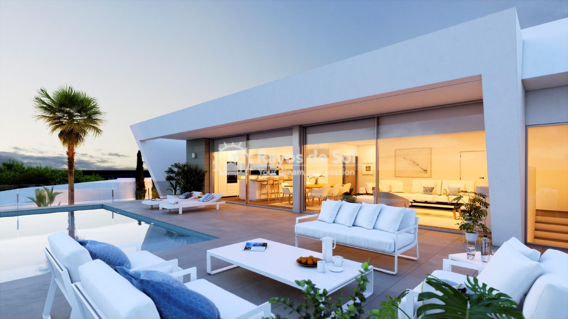 Villa with stunning views in Cumbre del Sol, Benitachell, Costa Blanca (BEVALIDIT) - 2