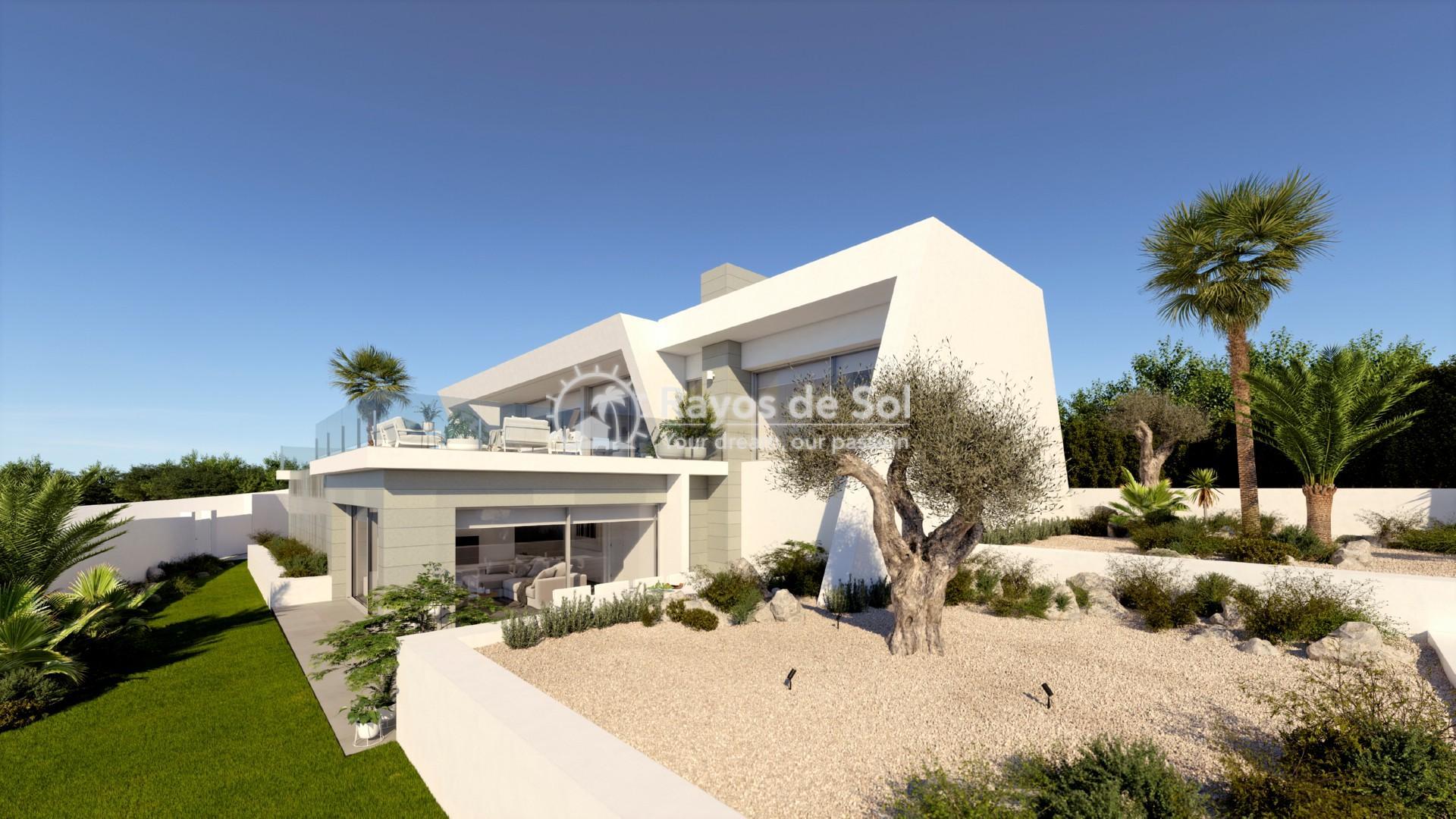 Villa with stunning views in Cumbre del Sol, Benitachell, Costa Blanca (BEVALIDIT) - 5