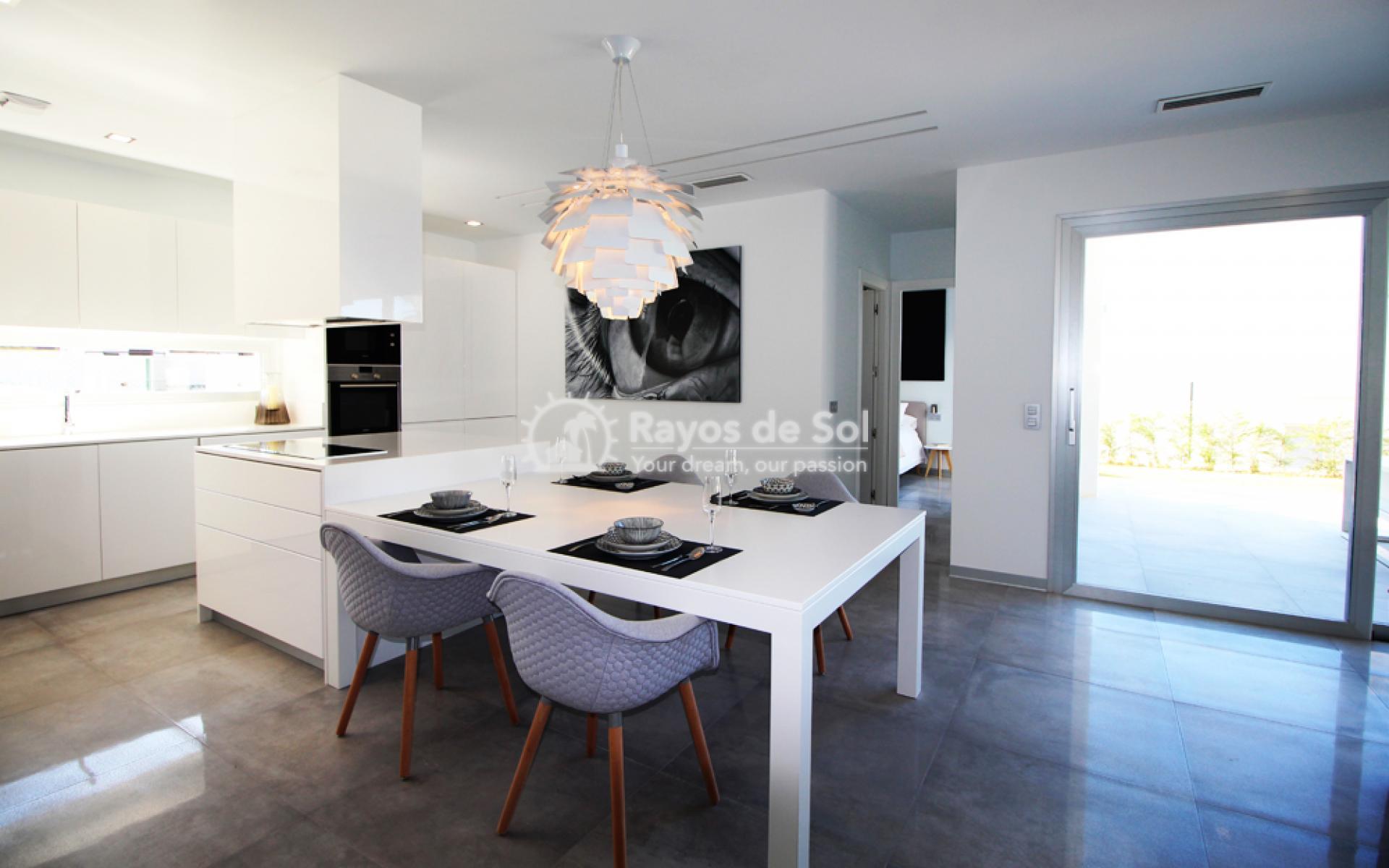 Detached villa  in Sierra Cortina, Finestrat, Costa Blanca (FIMPVI3-3) - 7