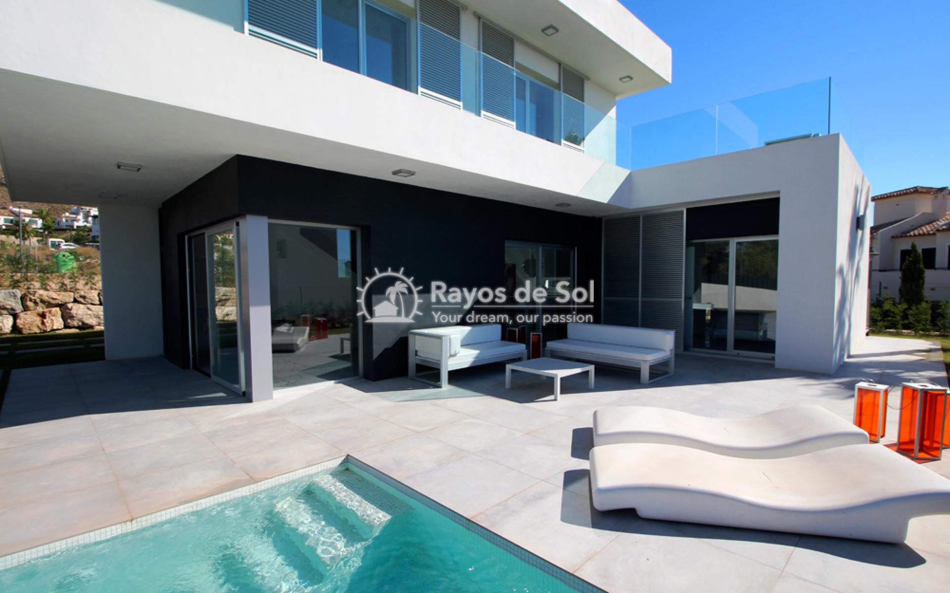 Detached villa  in Finestrat, Costa Blanca (Essential villa) - 3