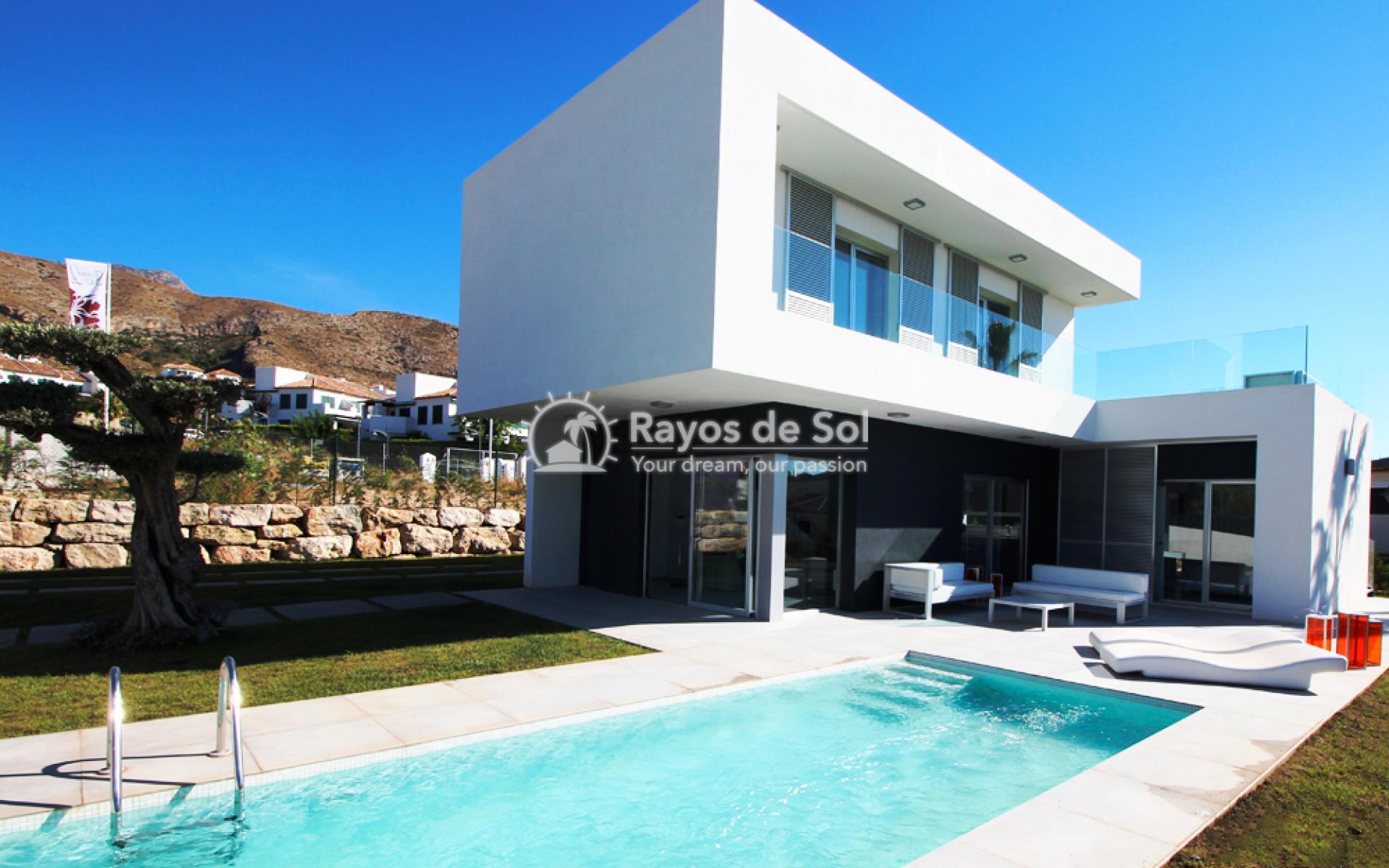 Detached villa  in Finestrat, Costa Blanca (Essential villa) - 2