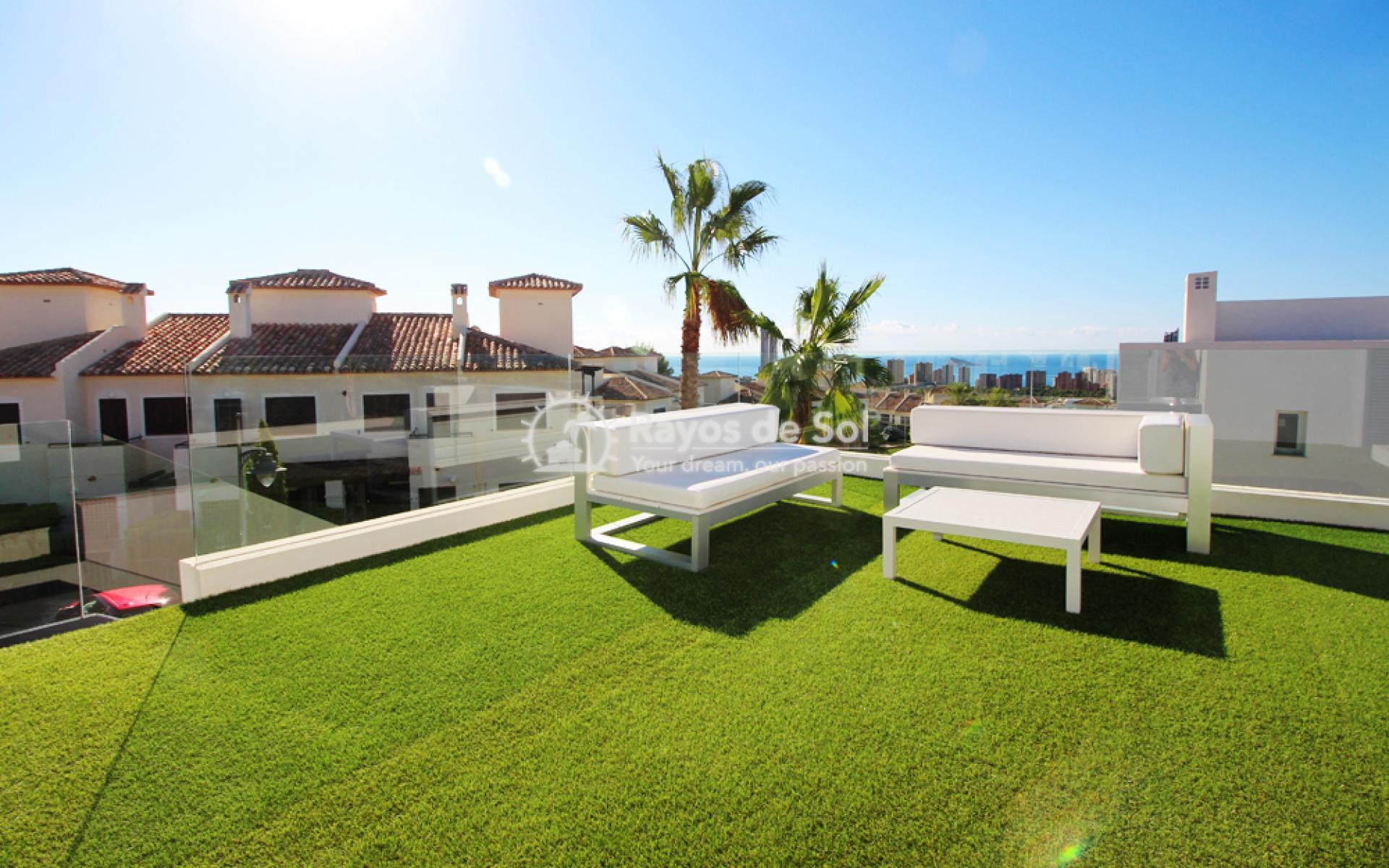 Detached villa  in Finestrat, Costa Blanca (Essential villa) - 18