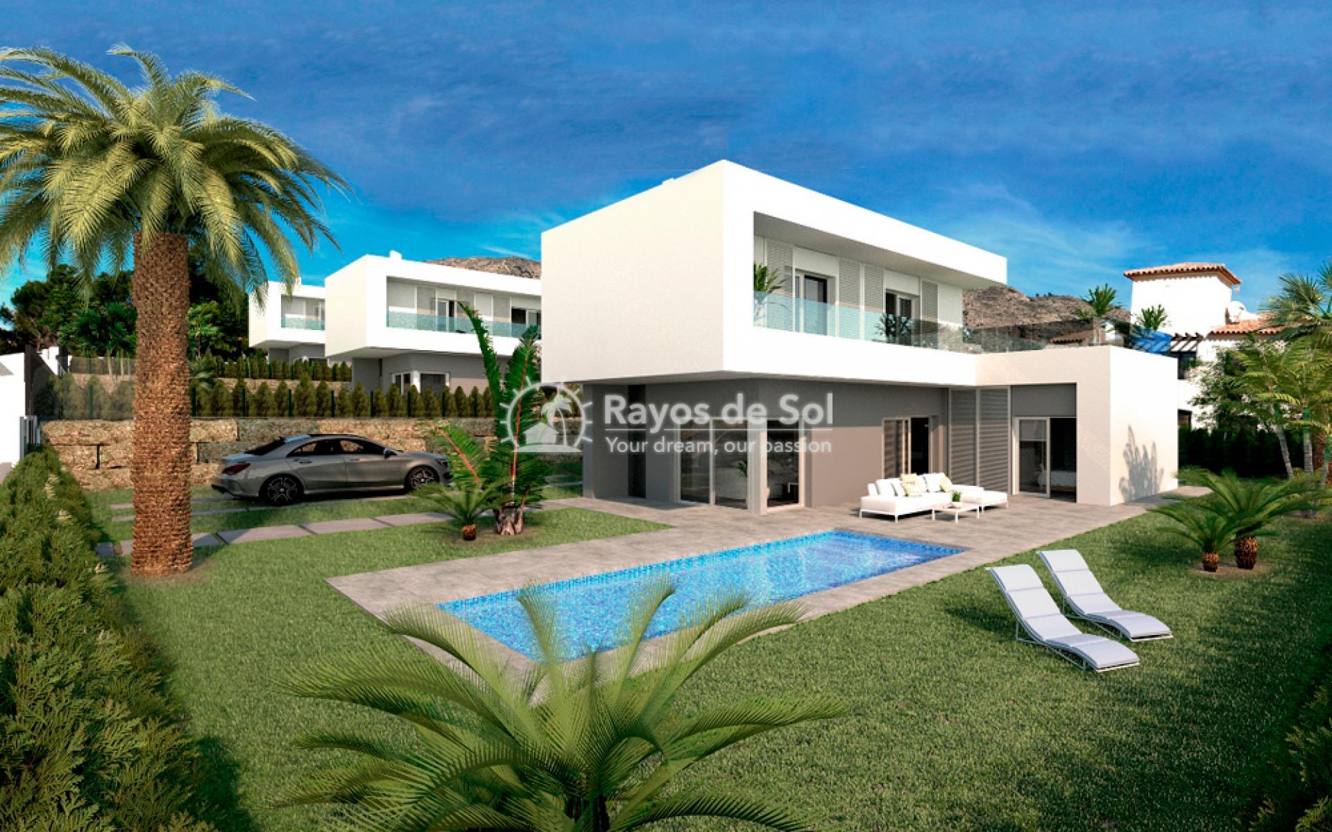 Detached villa  in Finestrat, Costa Blanca (Essential villa) - 1