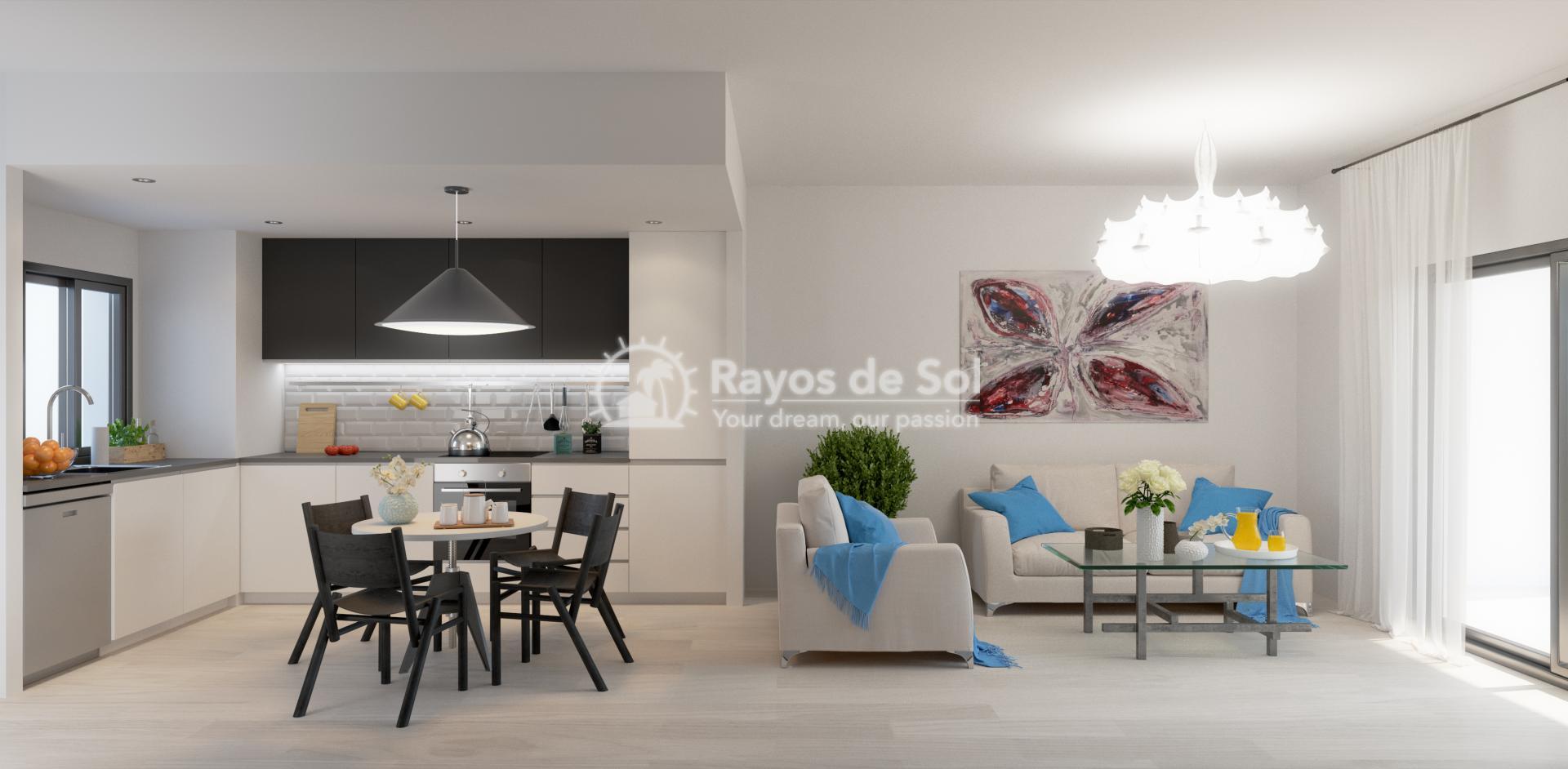 Penthouse  in San Miguel de las Salinas, Costa Blanca (SMPASAL2A2-2) - 3