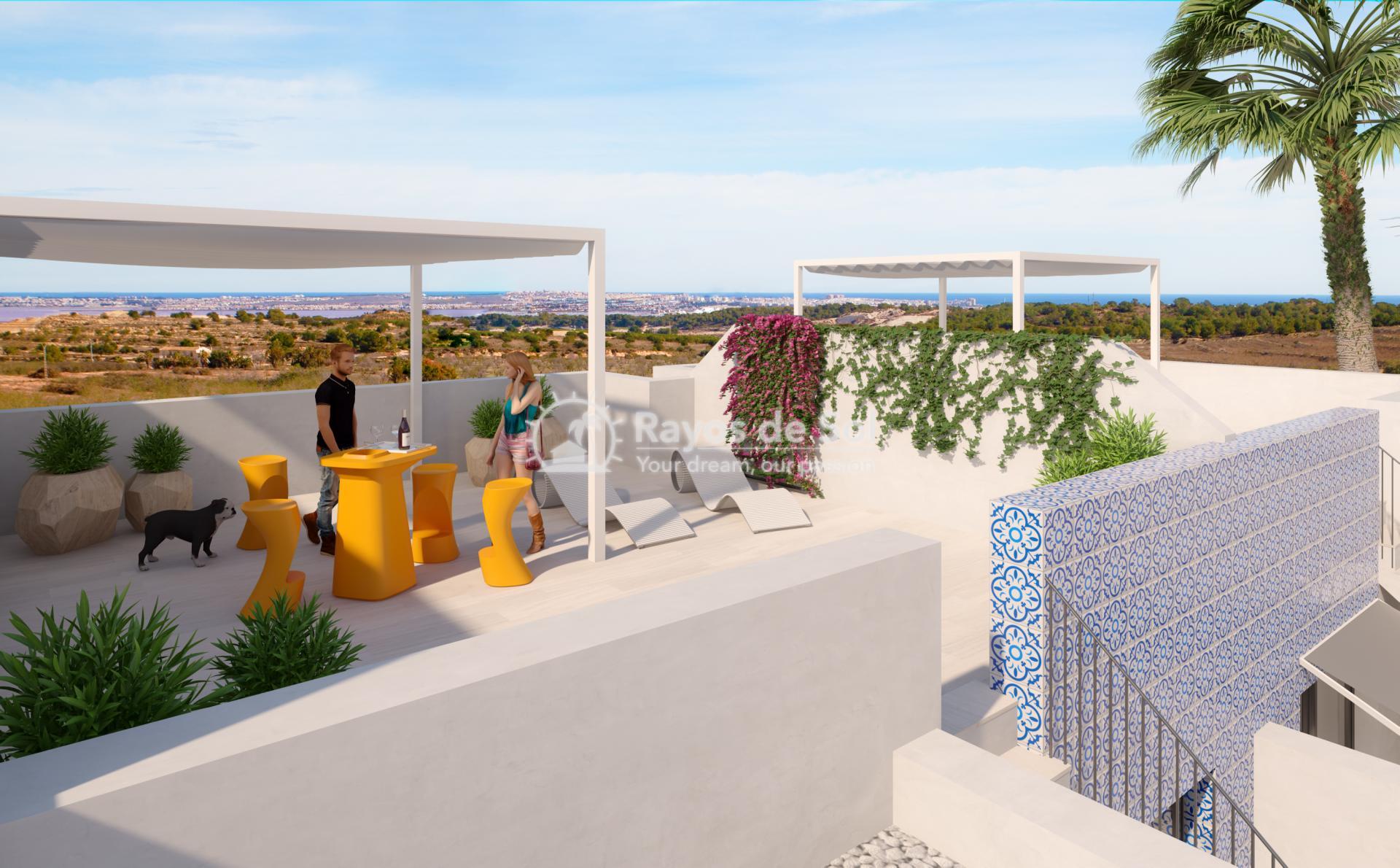 Penthouse  in San Miguel de las Salinas, Costa Blanca (SMPASAL2A2-2) - 2