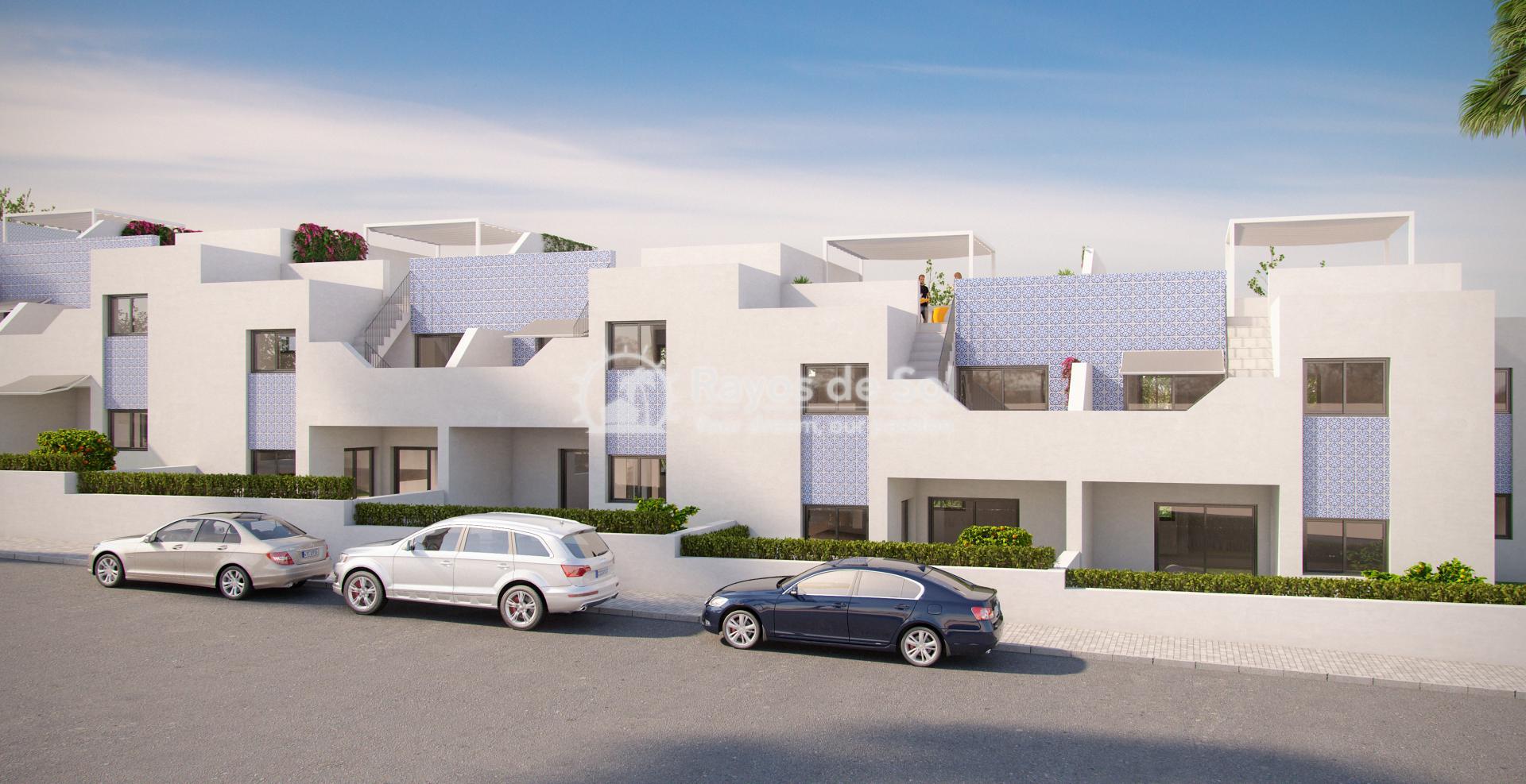 Penthouse  in San Miguel de las Salinas, Costa Blanca (SMPASAL2A2-2) - 14