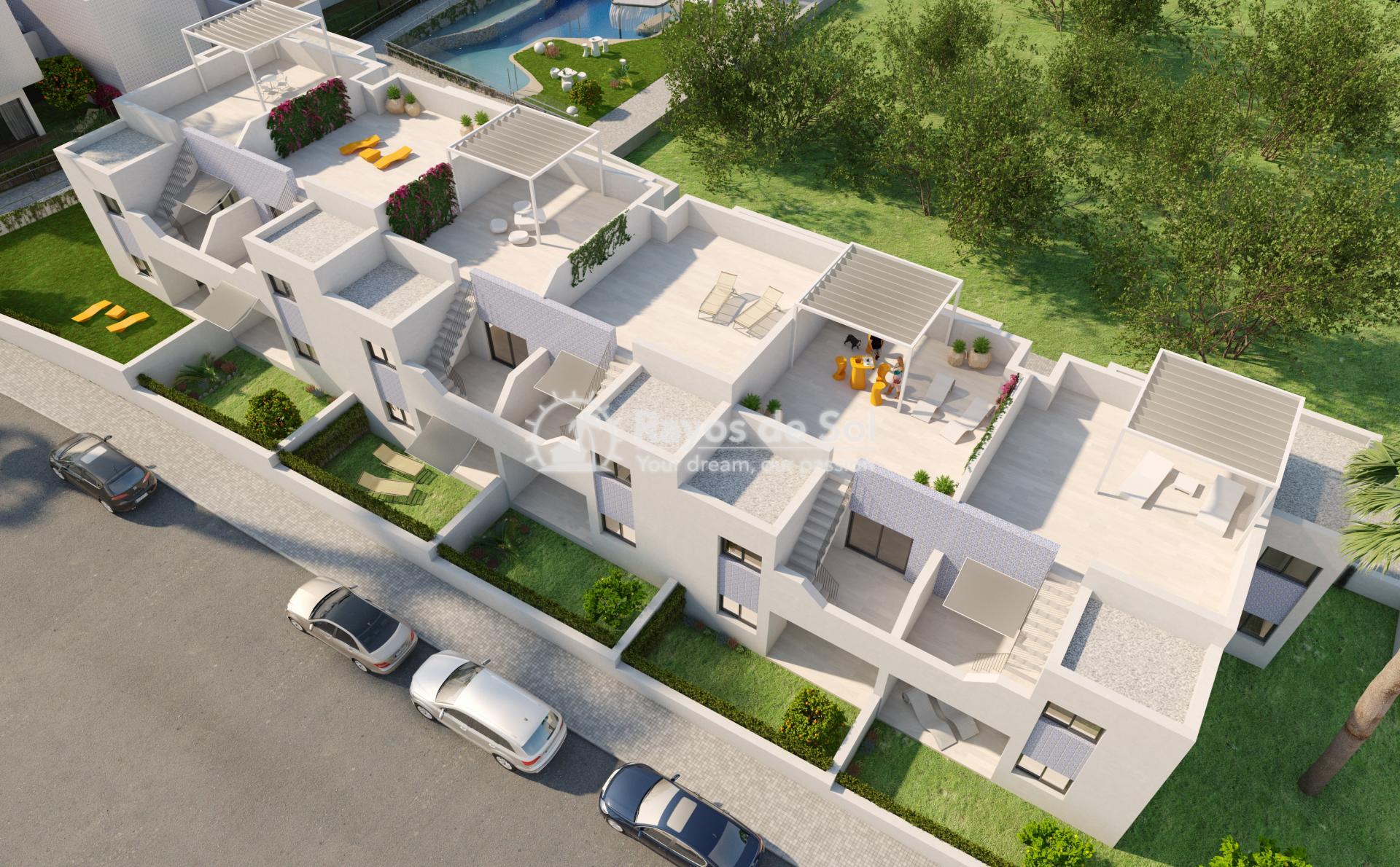 Penthouse  in San Miguel de las Salinas, Costa Blanca (SMPASAL2A2-2) - 15