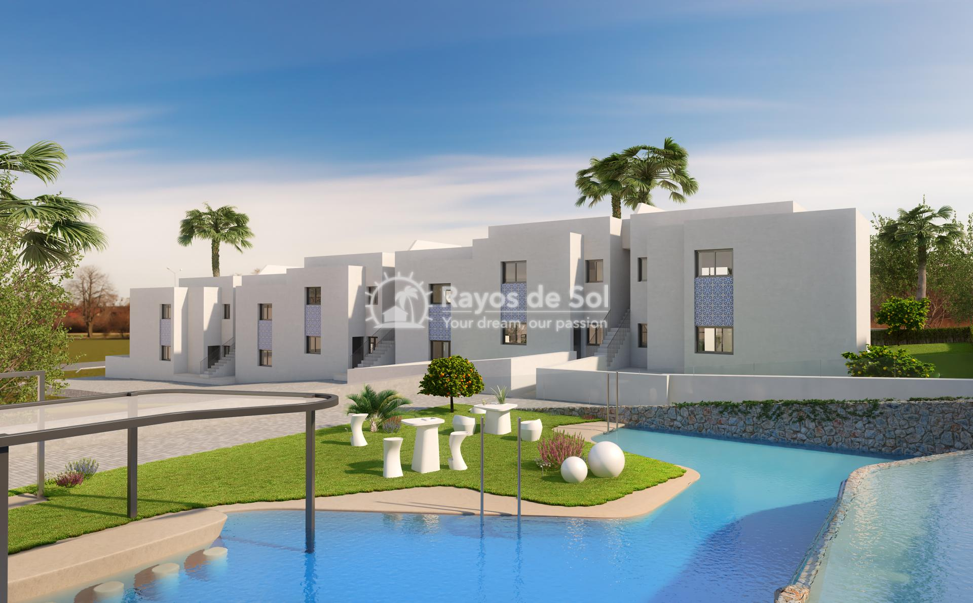 Ground floor apartment  in San Miguel de las Salinas, Costa Blanca (SMPASAL2B2-2) - 2