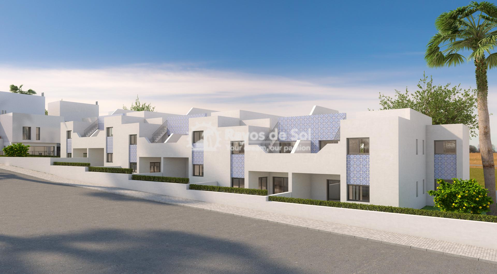 Ground floor apartment  in San Miguel de las Salinas, Costa Blanca (SMPASAL2B2-2) - 1
