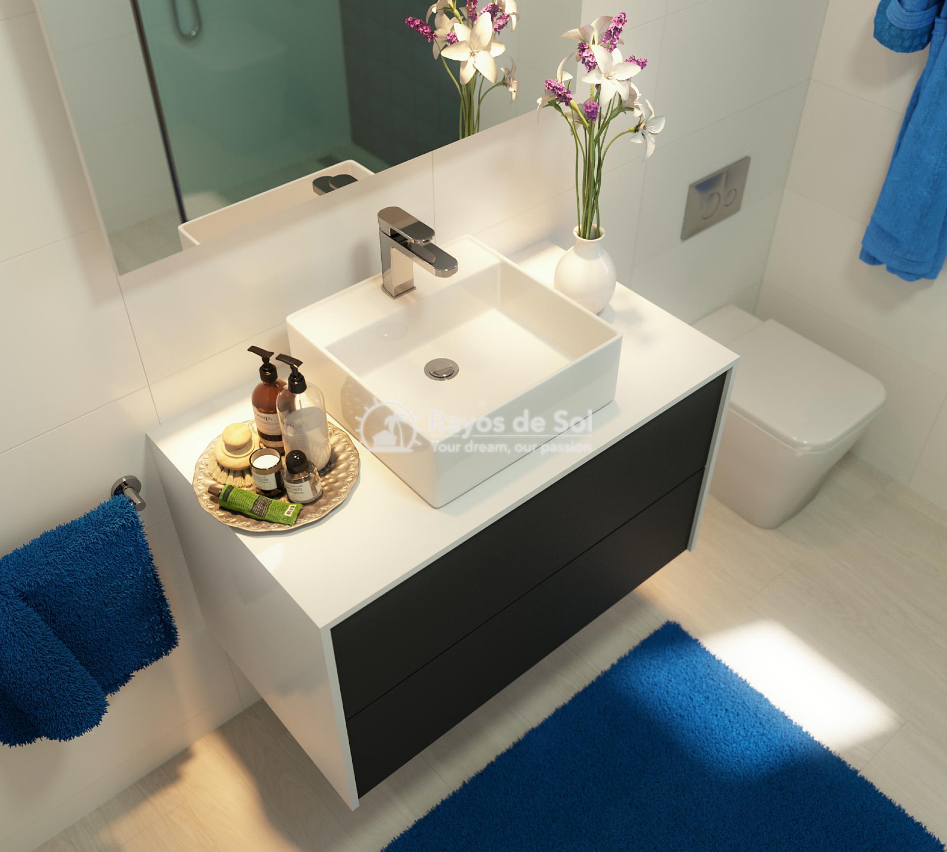Ground floor apartment  in San Miguel de las Salinas, Costa Blanca (SMPASAL2B3-2) - 9