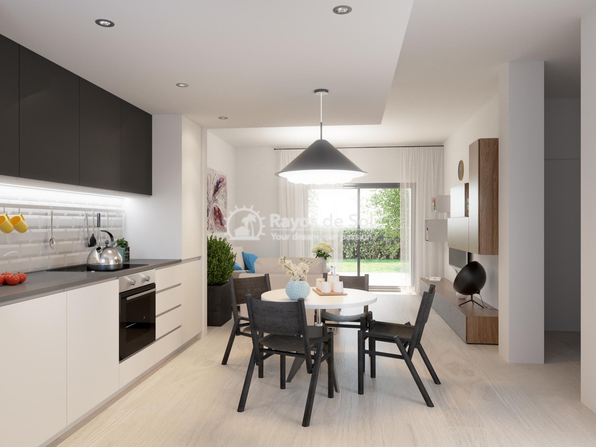 Ground floor apartment  in San Miguel de las Salinas, Costa Blanca (SMPASAL2B3-2) - 3