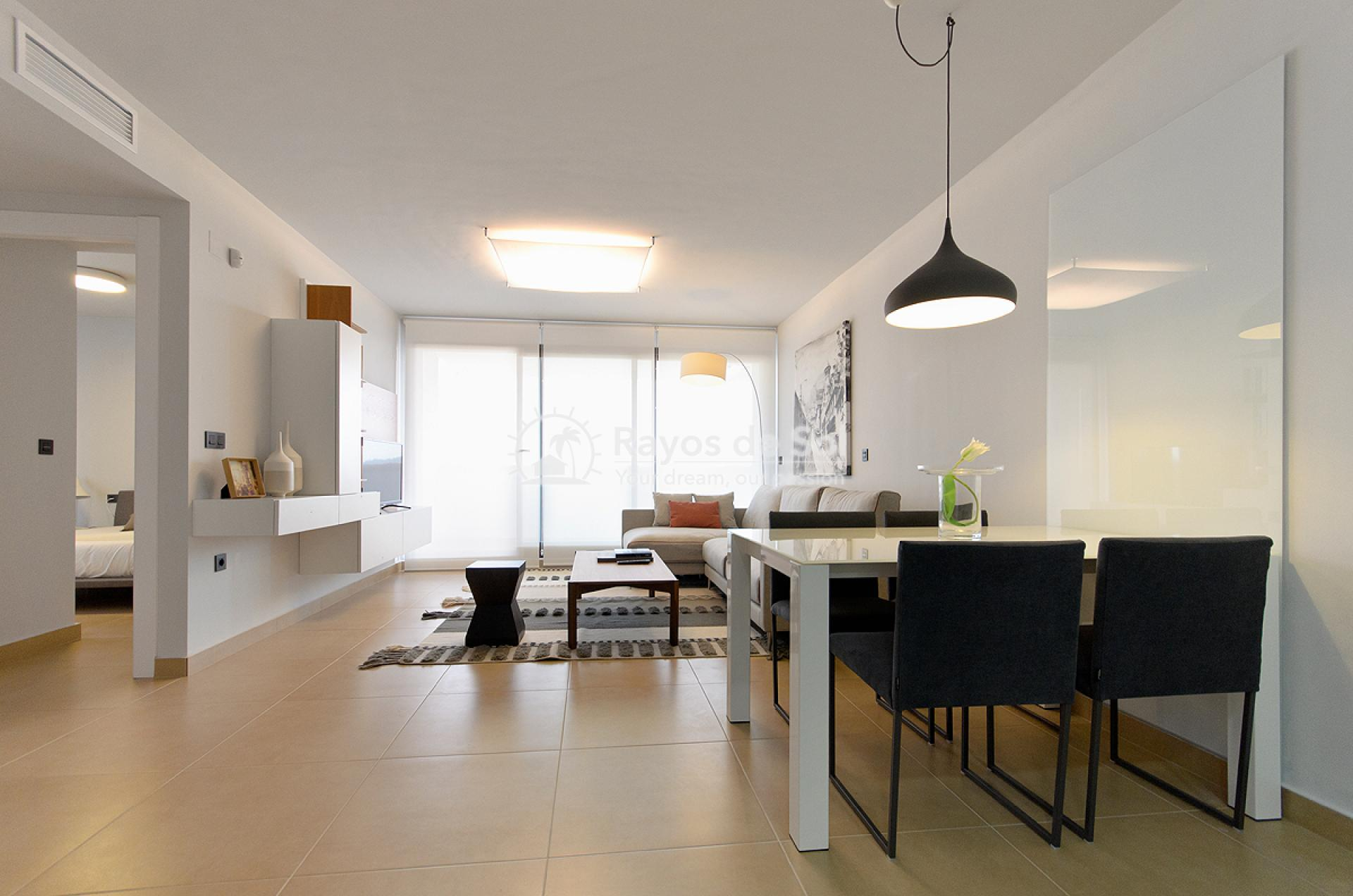 Golf apartment ground floor in Las Ramblas, Villamartin, Costa Blanca (VIPALO3-2B) - 7