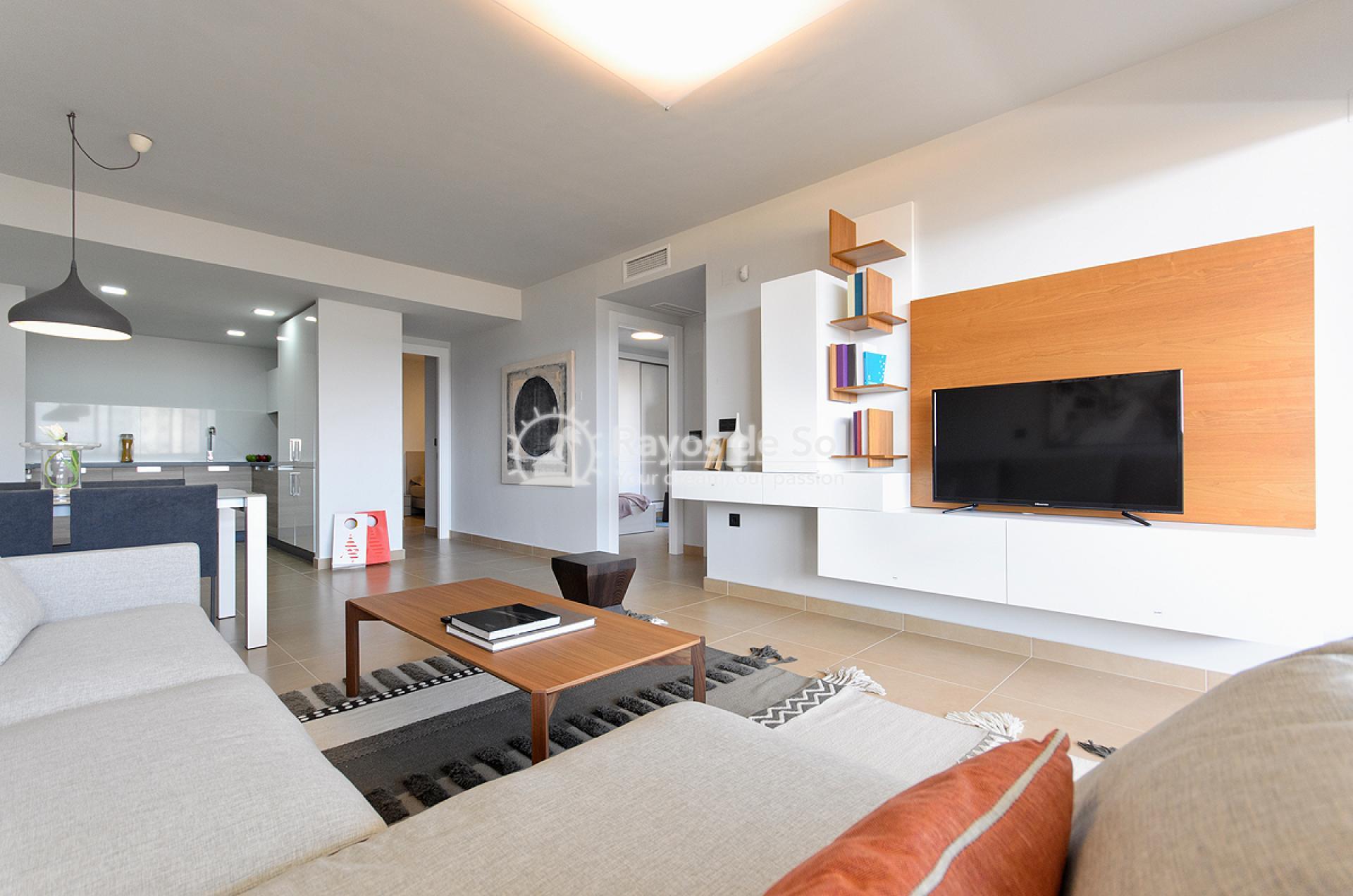 Golf apartment ground floor in Las Ramblas, Villamartin, Costa Blanca (VIPALO3-2B) - 3