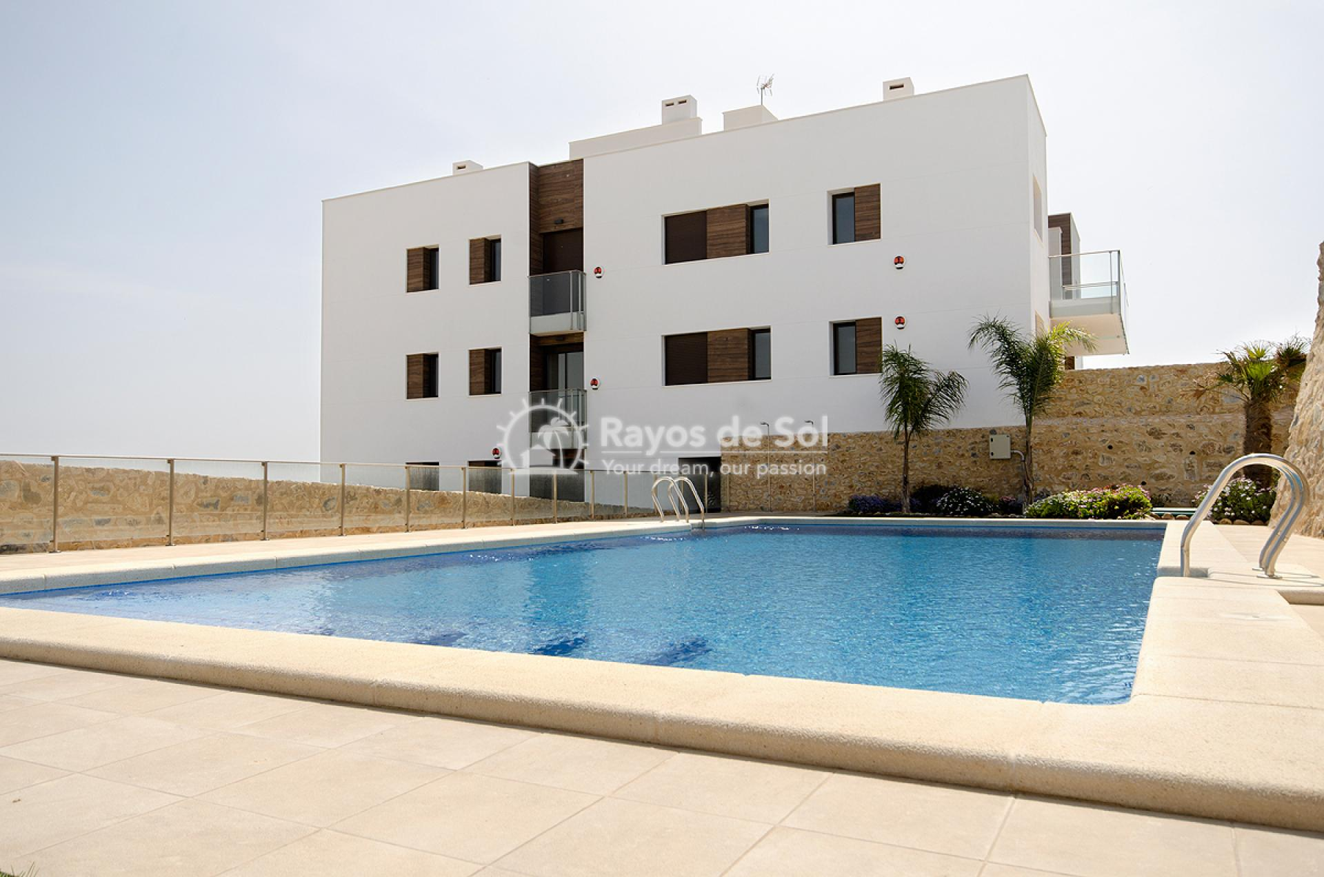 Golf apartment ground floor in Las Ramblas, Villamartin, Costa Blanca (VIPALO3-2B) - 23