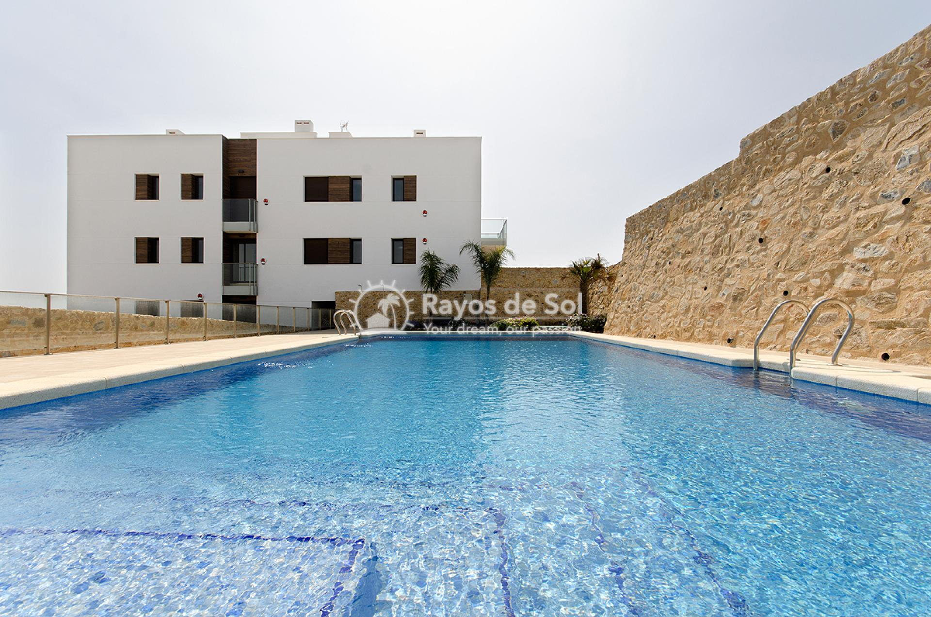 Golf apartment ground floor in Las Ramblas, Villamartin, Costa Blanca (VIPALO3-2B) - 24