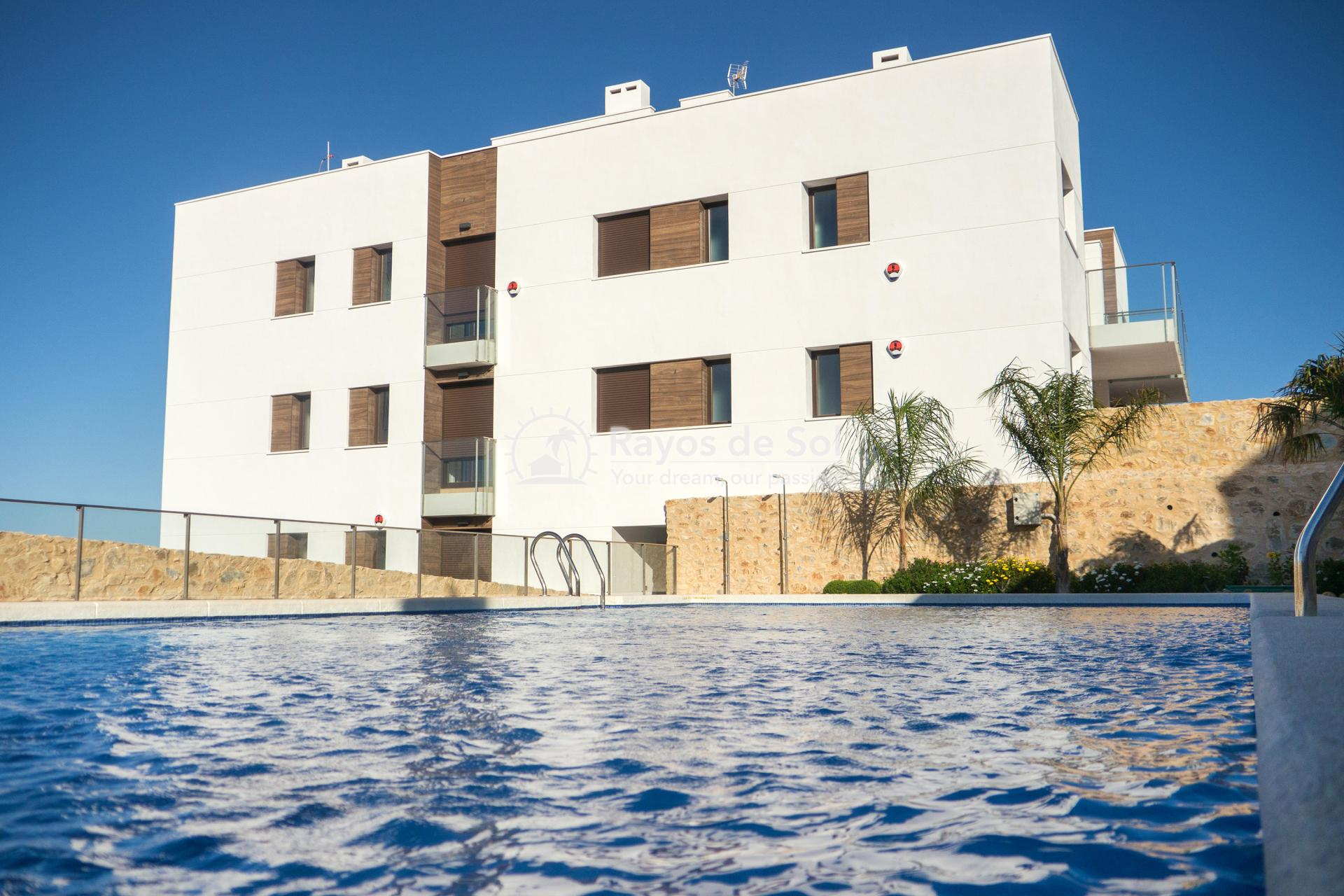 Golf apartment ground floor in Las Ramblas, Villamartin, Costa Blanca (VIPALO3-2B) - 2