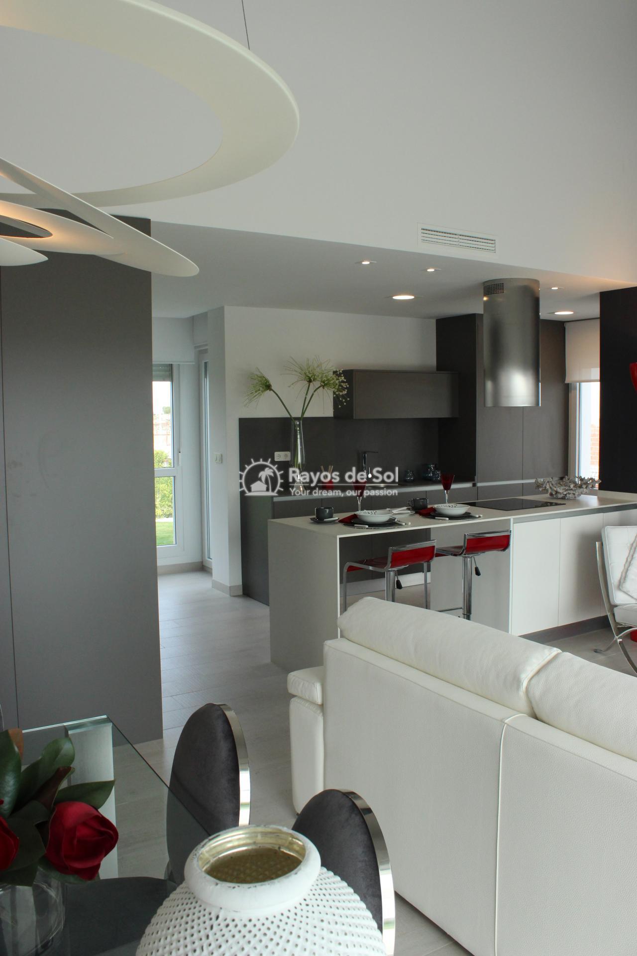 Single storey villa in La finca Golf, Algorfa, Costa Blanca (LFTRLFE) - 6