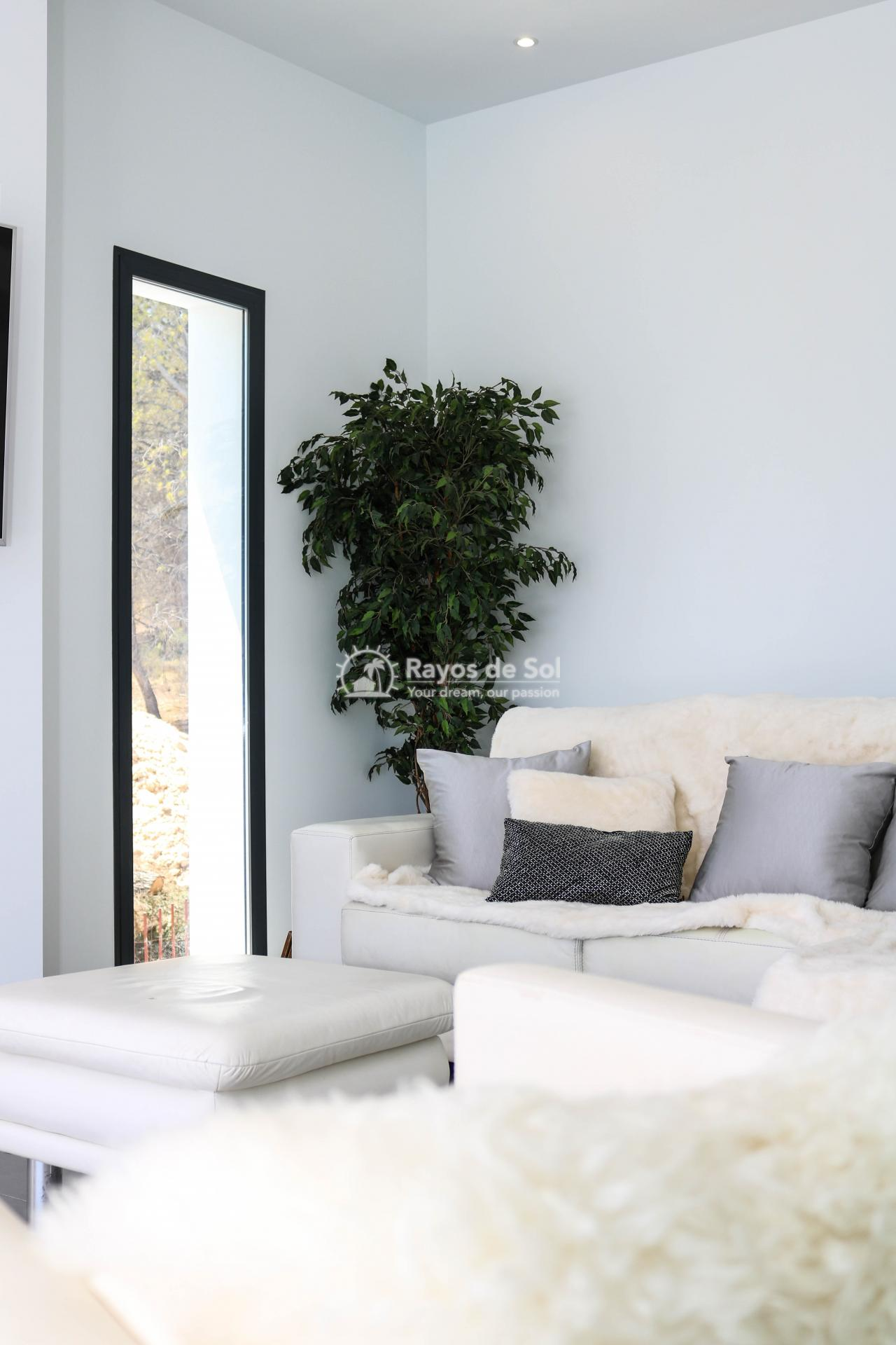 Villa with stunning views  in Polop, Costa Blanca (POLAVE2D) - 5