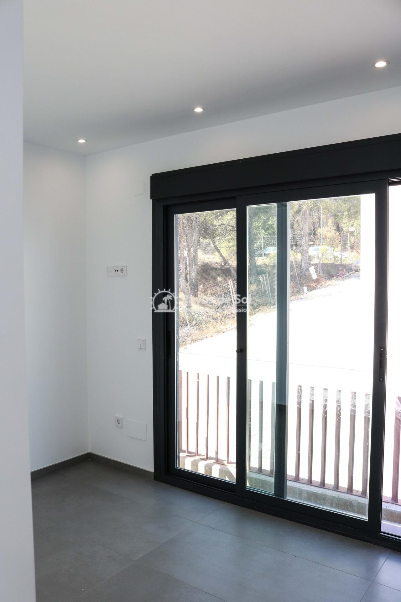 Villa with stunning views  in Polop, Costa Blanca (POLAVE2D) - 34