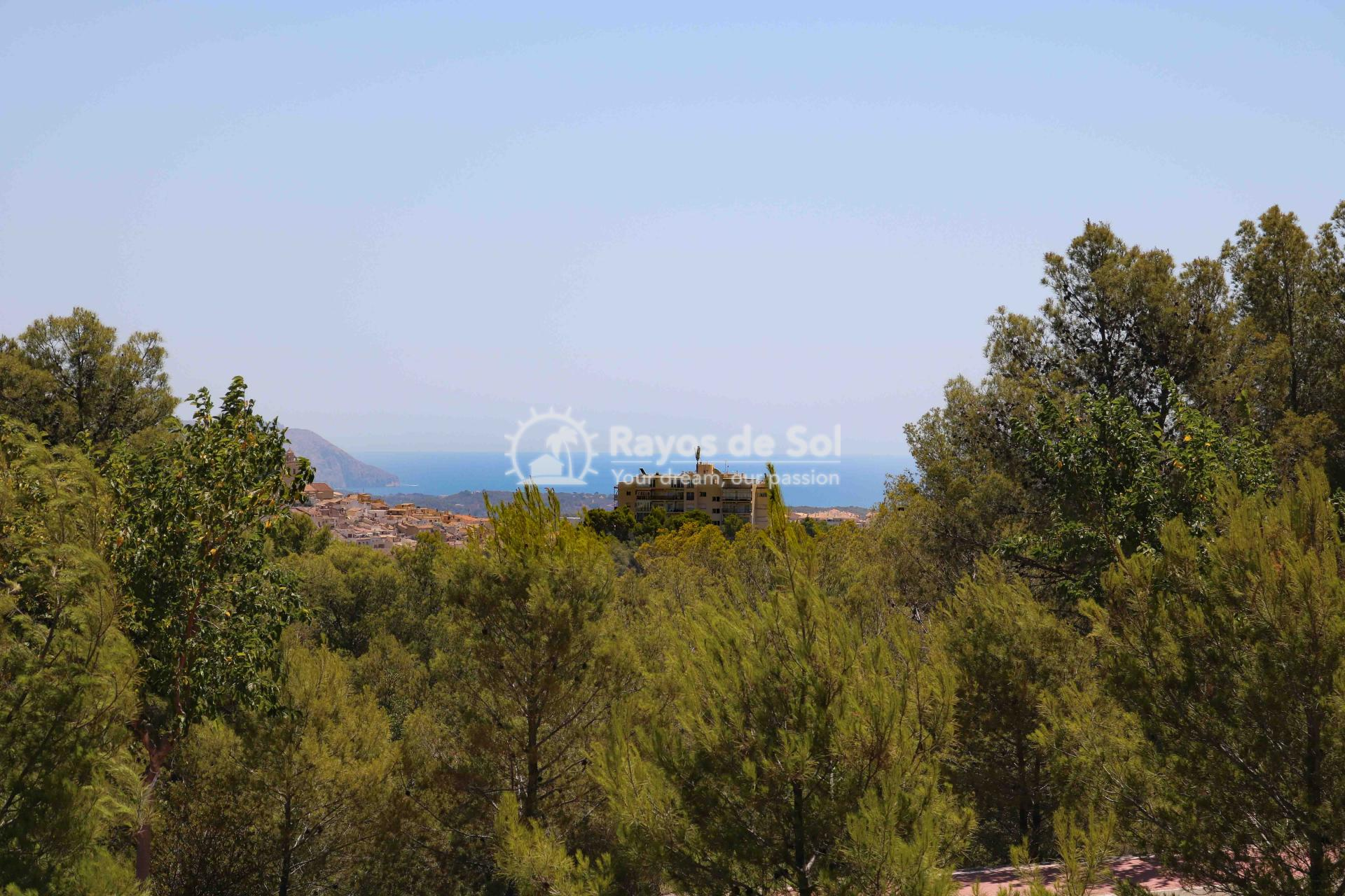 Villa with stunning views  in Polop, Costa Blanca (POLAVE2D) - 23
