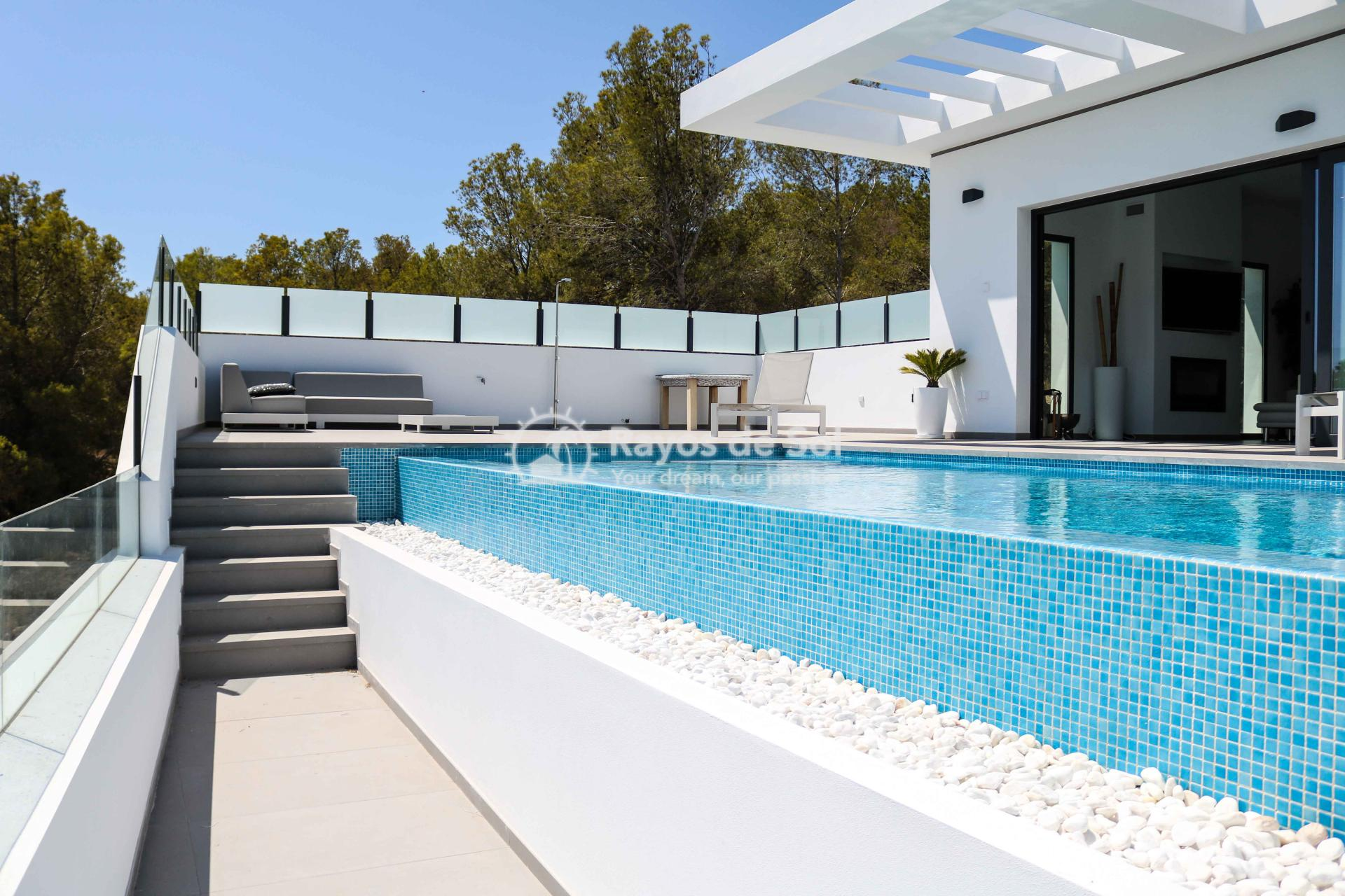 Villa with stunning views  in Polop, Costa Blanca (POLAVE2D) - 21