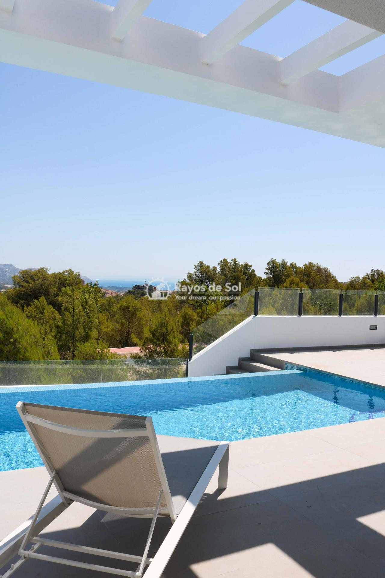 Villa with stunning views  in Polop, Costa Blanca (POLAVE2D) - 19