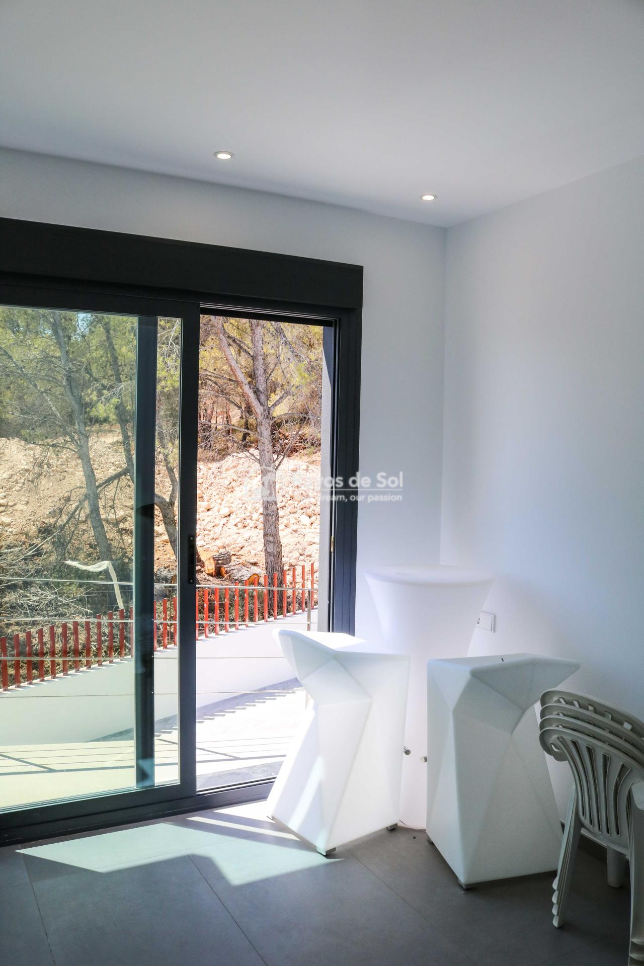 Villa with stunning views  in Polop, Costa Blanca (POLAVE2D) - 39