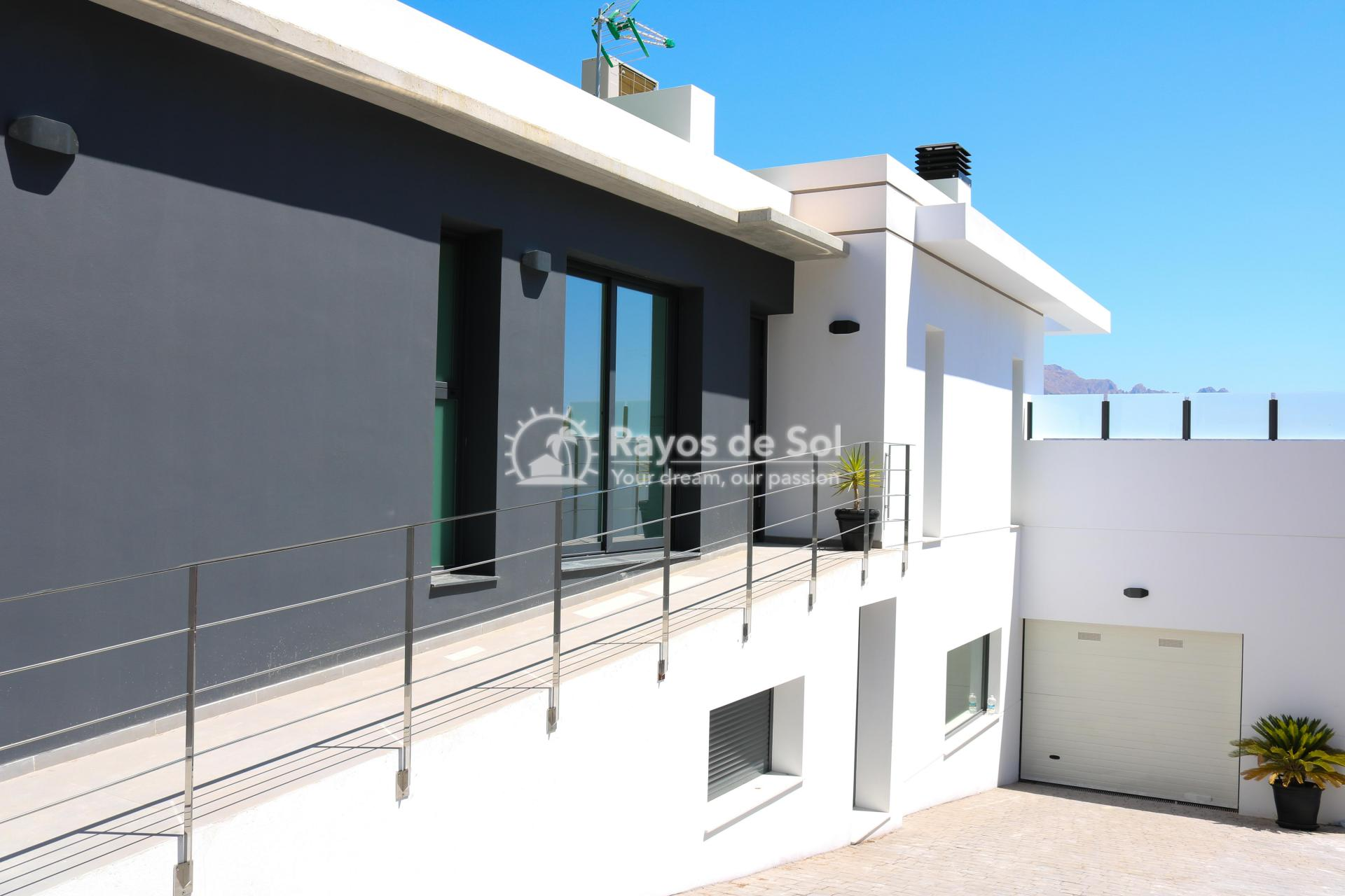 Villa with stunning views  in Polop, Costa Blanca (POLAVE2D) - 48