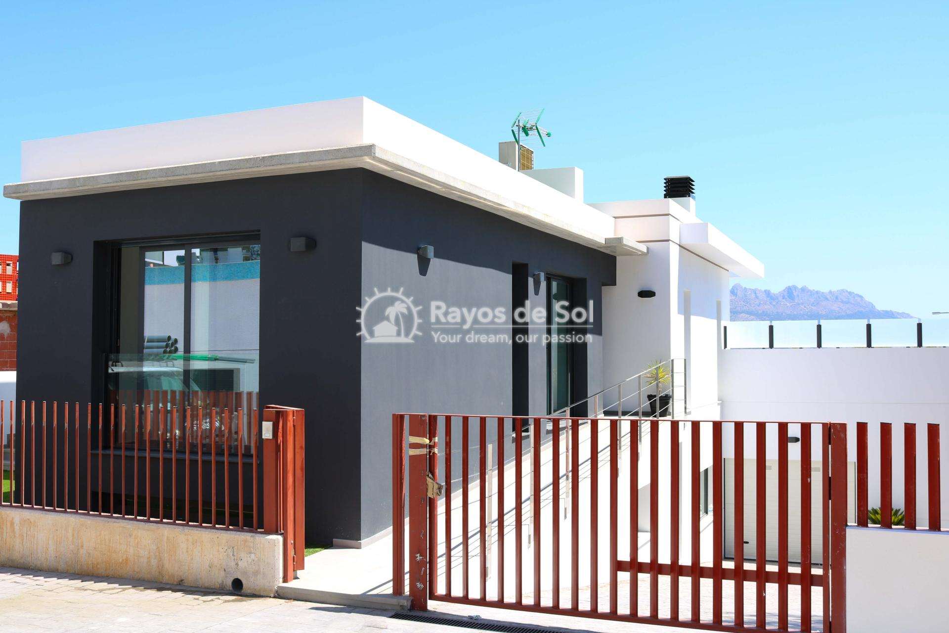 Villa with stunning views  in Polop, Costa Blanca (POLAVE2D) - 47