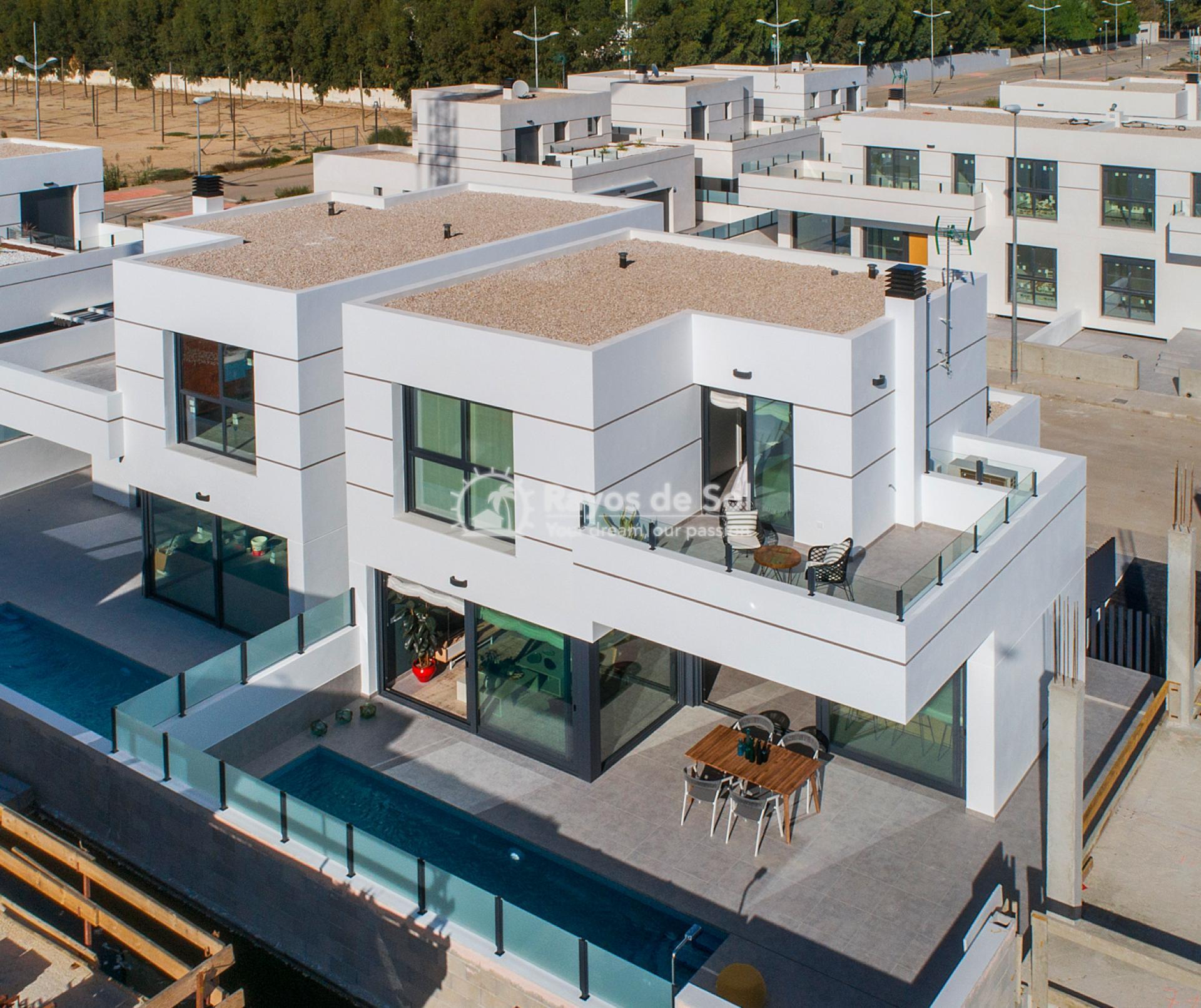 Detached villa  in Dolores, Costa Blanca (DOLAPA4VE) - 33