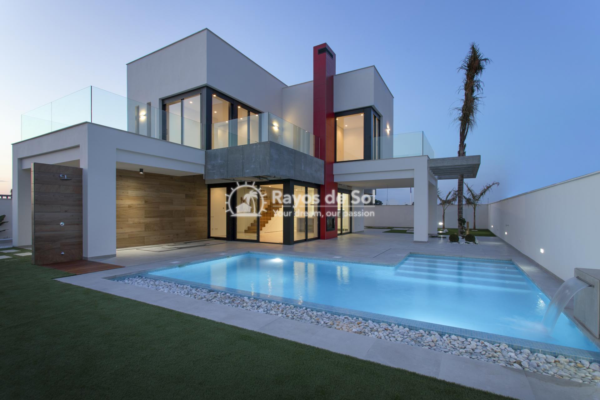 Stunning villa , Costa Calida in Los Alcazares, Costa Cálida (LADIBSIB) - 1
