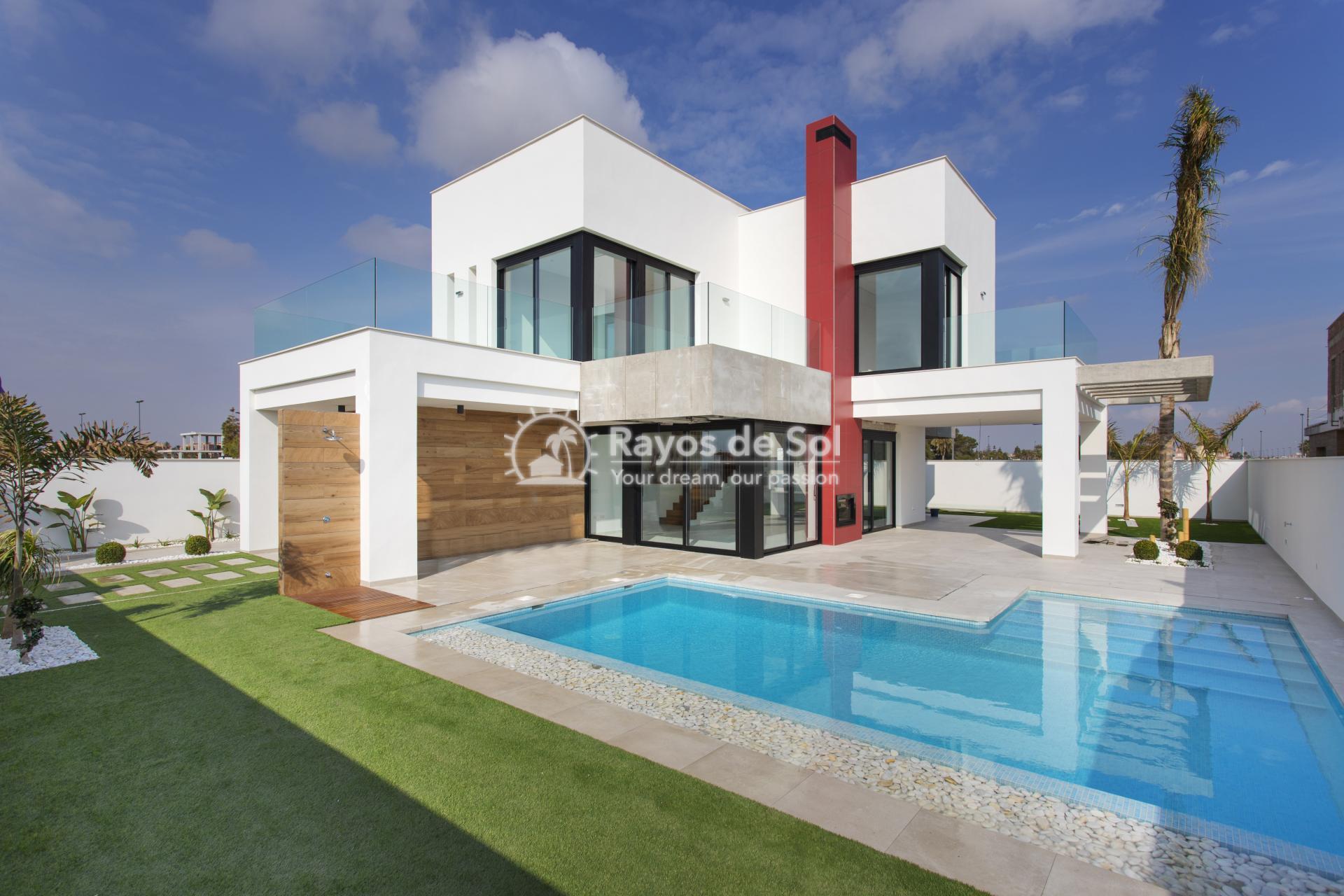 Stunning villa , Costa Calida in Los Alcazares, Costa Cálida (LADIBSIB) - 22