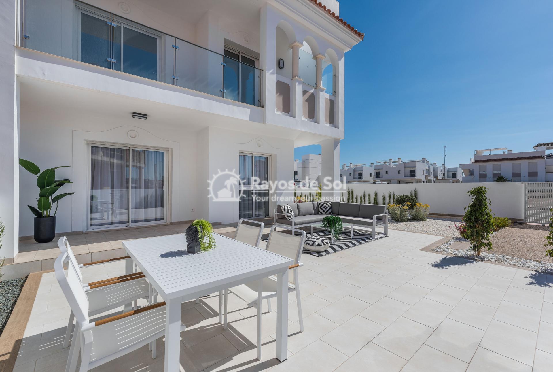 Apartment  in Doña Pepa, Quesada, Costa Blanca (Allegra-Alba-BG3) - 4